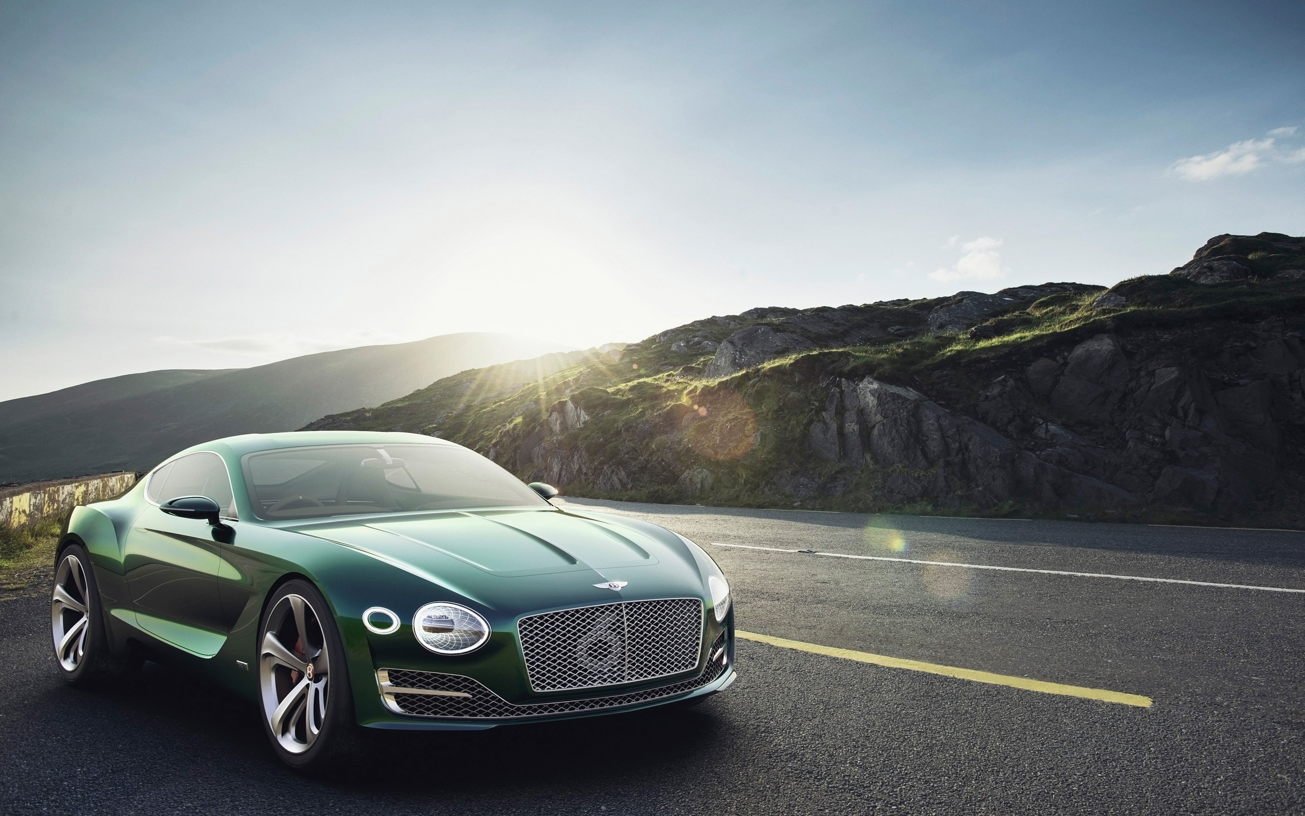 HD Wallpapers 2015 Bentley EXP 10 Speed 6 Concept Car