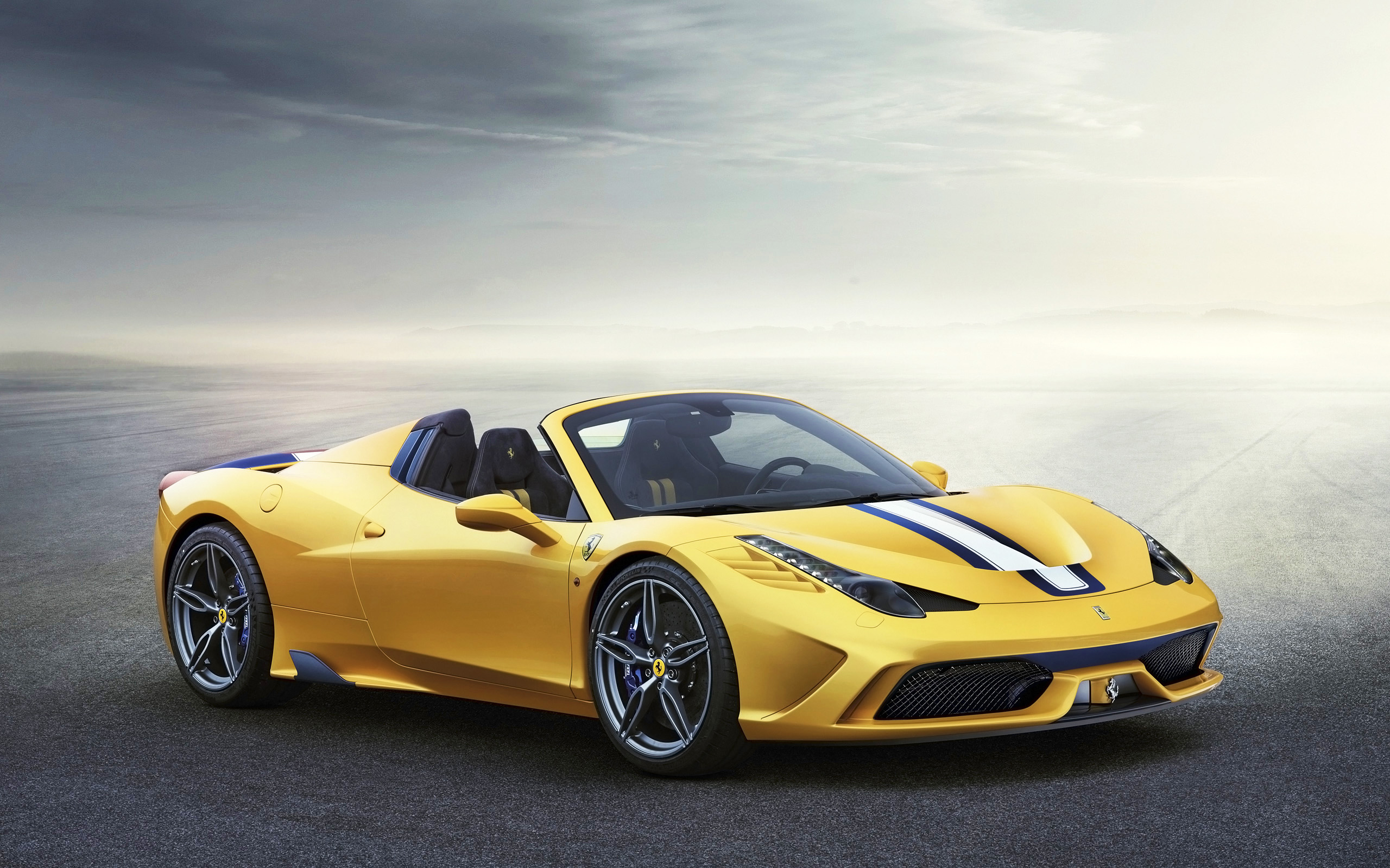 HD Wallpapers 2015 Ferrari 458 Speciale A
