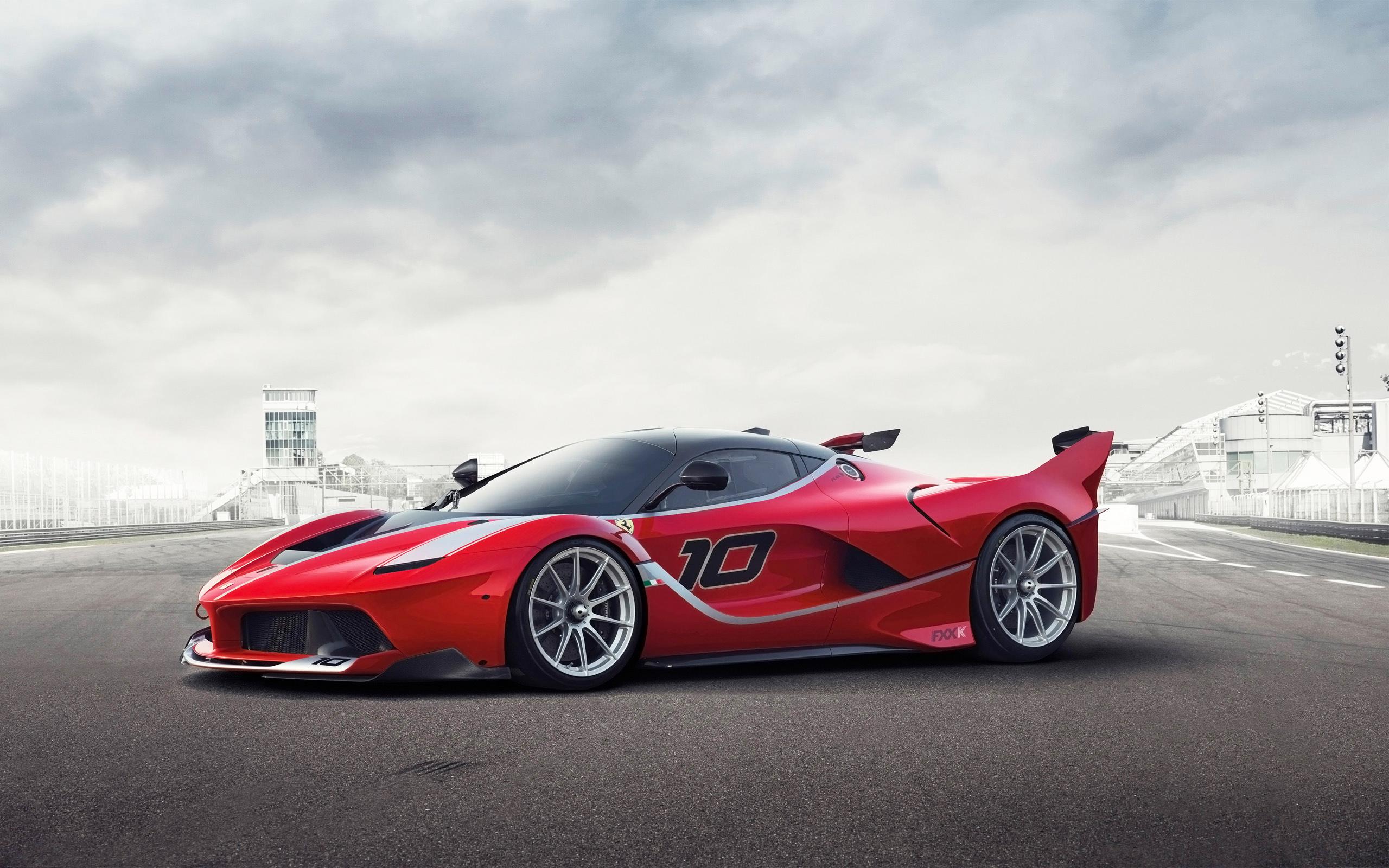HD Wallpapers 2015 Ferrari FXX K