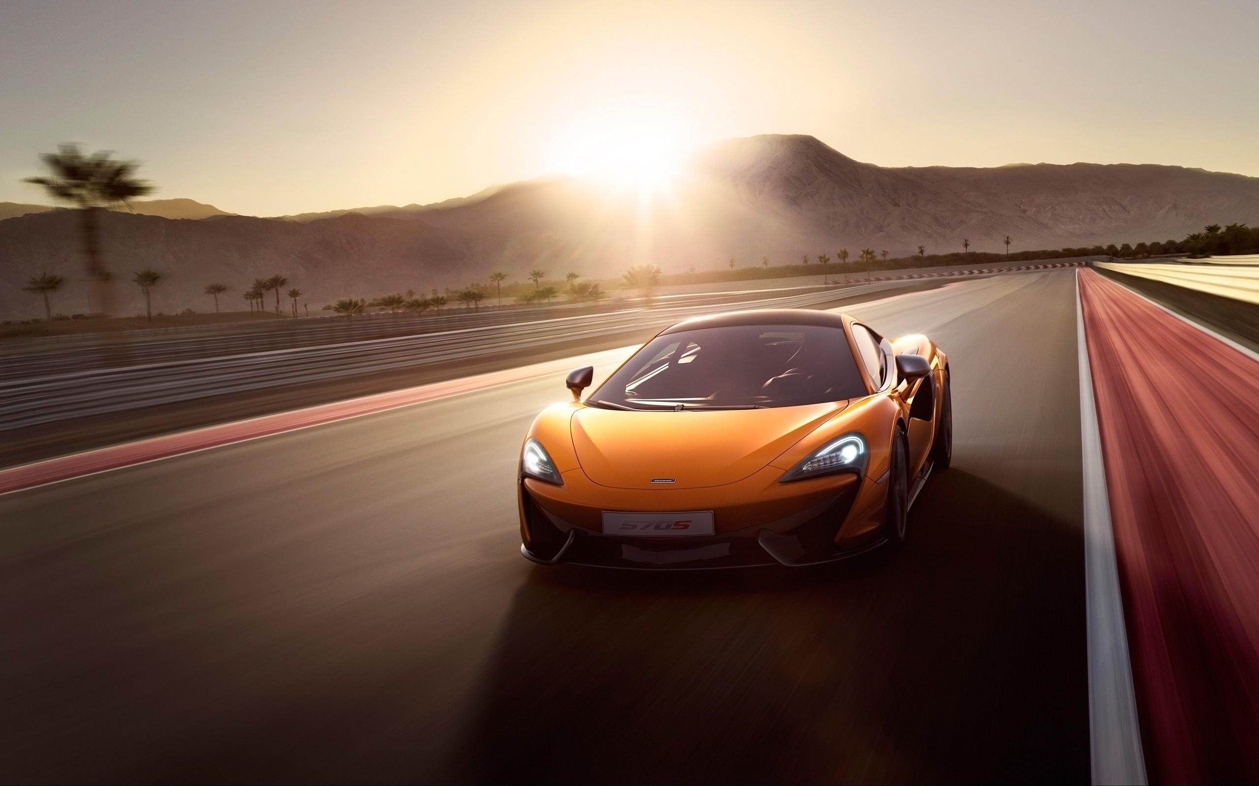 HD Wallpapers 2015 McLaren 570S