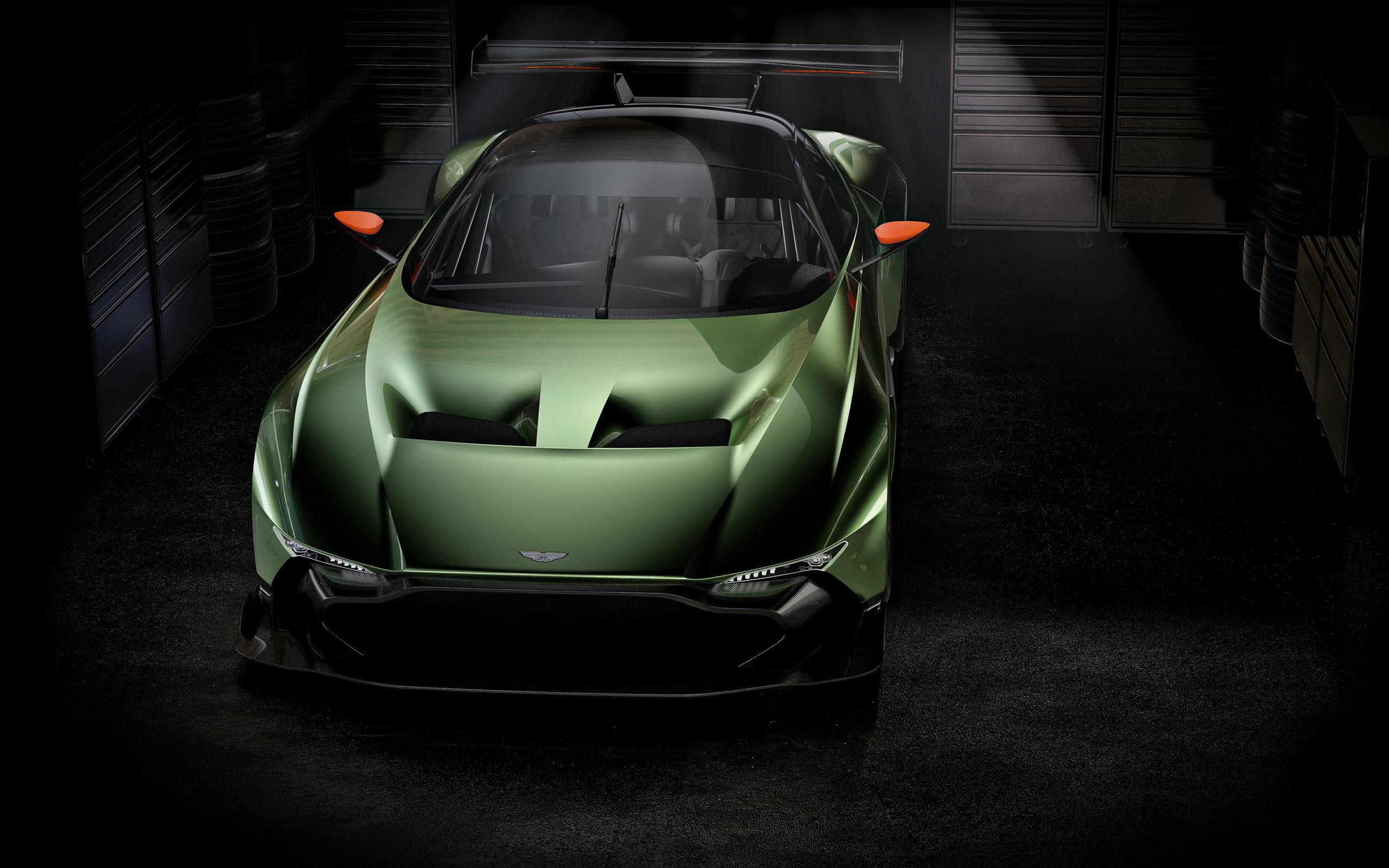 HD Wallpapers 2016 Aston Martin Vulcan
