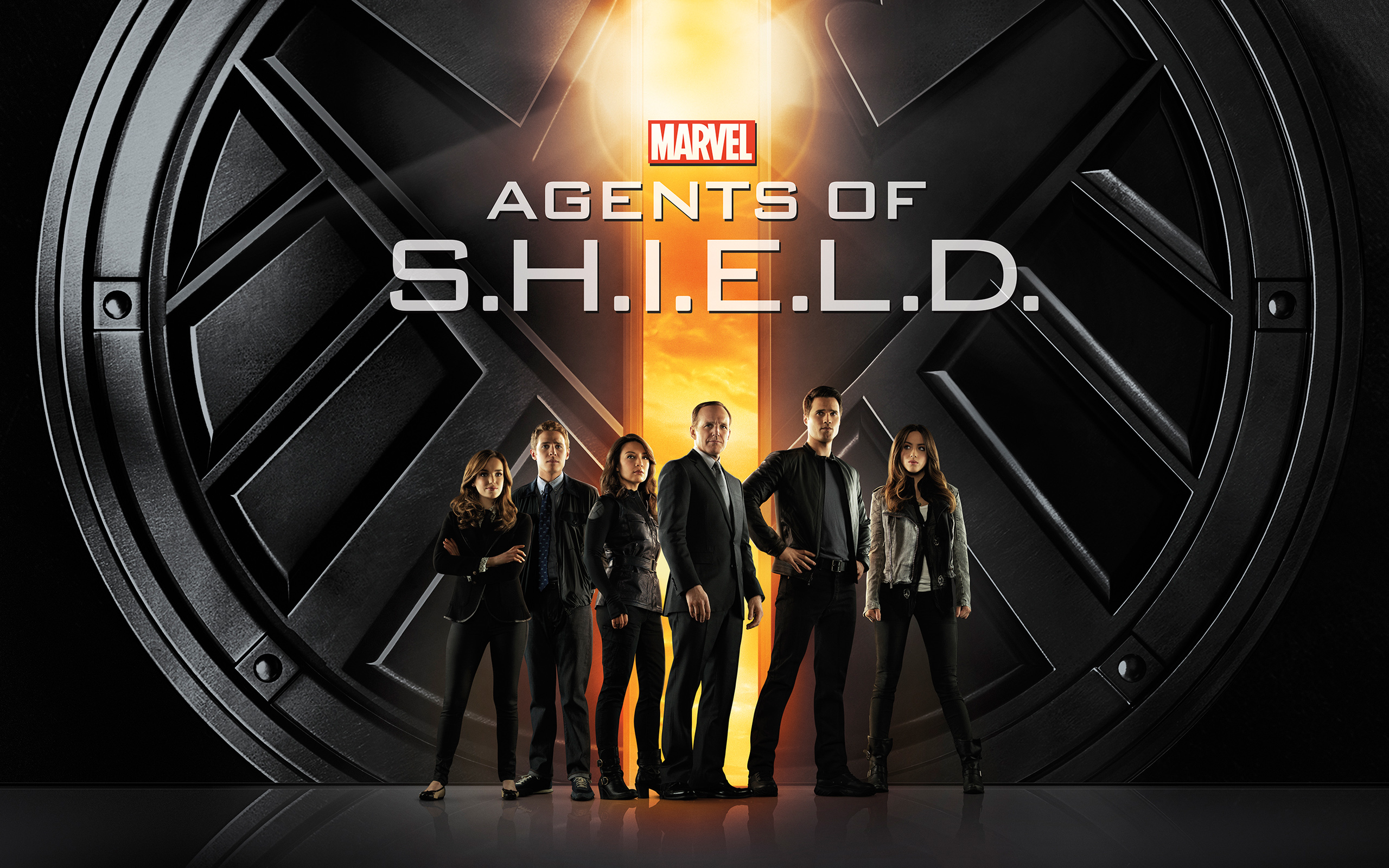 HD Wallpapers Agents of SHIELD