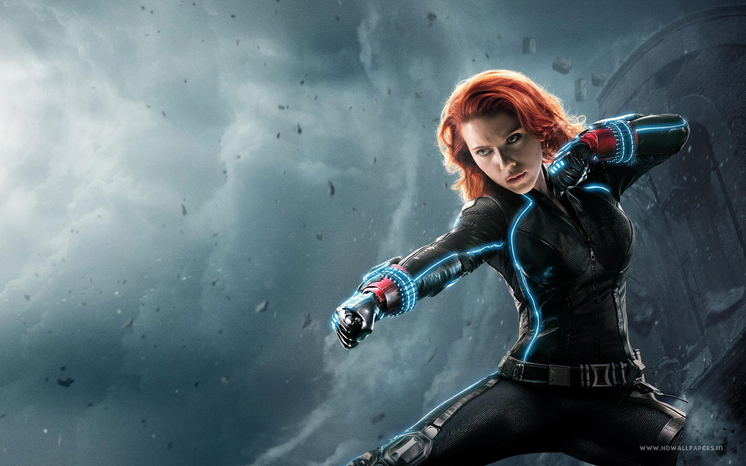 HD Wallpapers Avengers Age of Ultron Black Widow