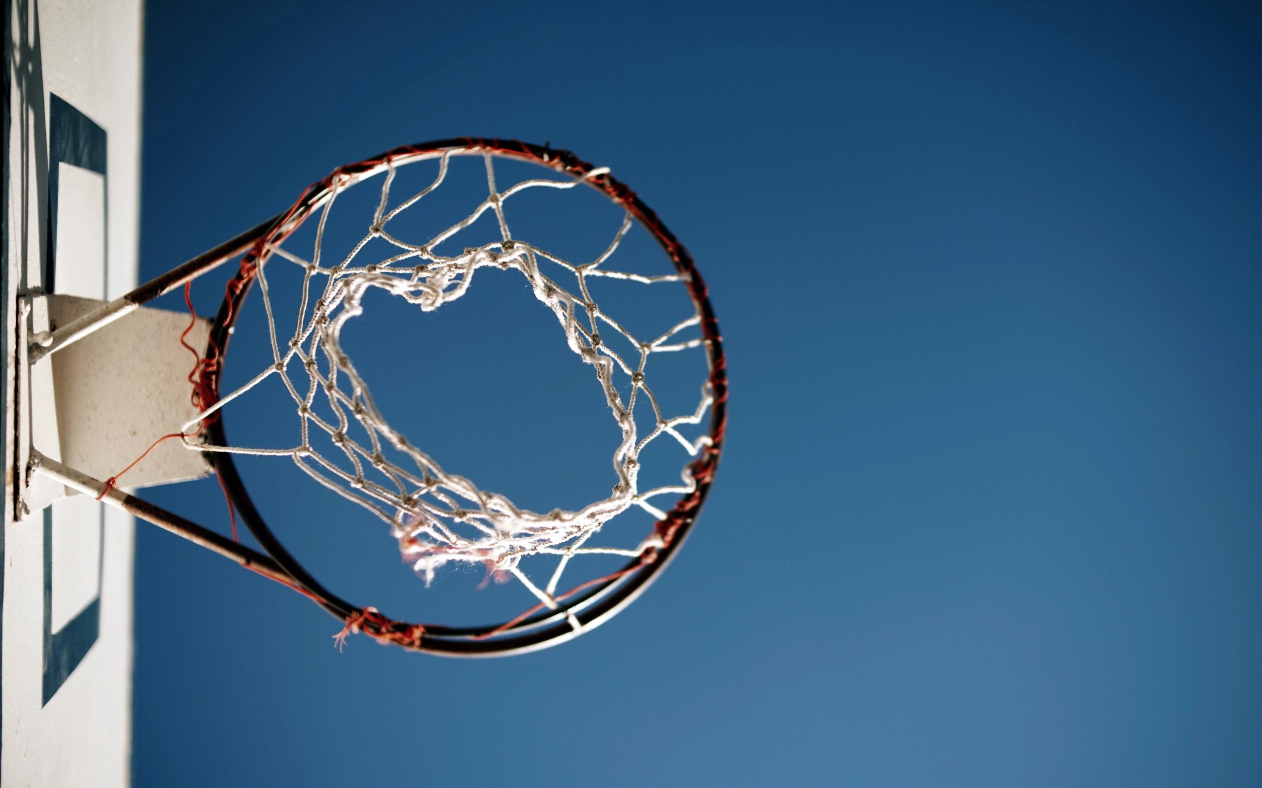 HD Wallpapers Basketball Ring