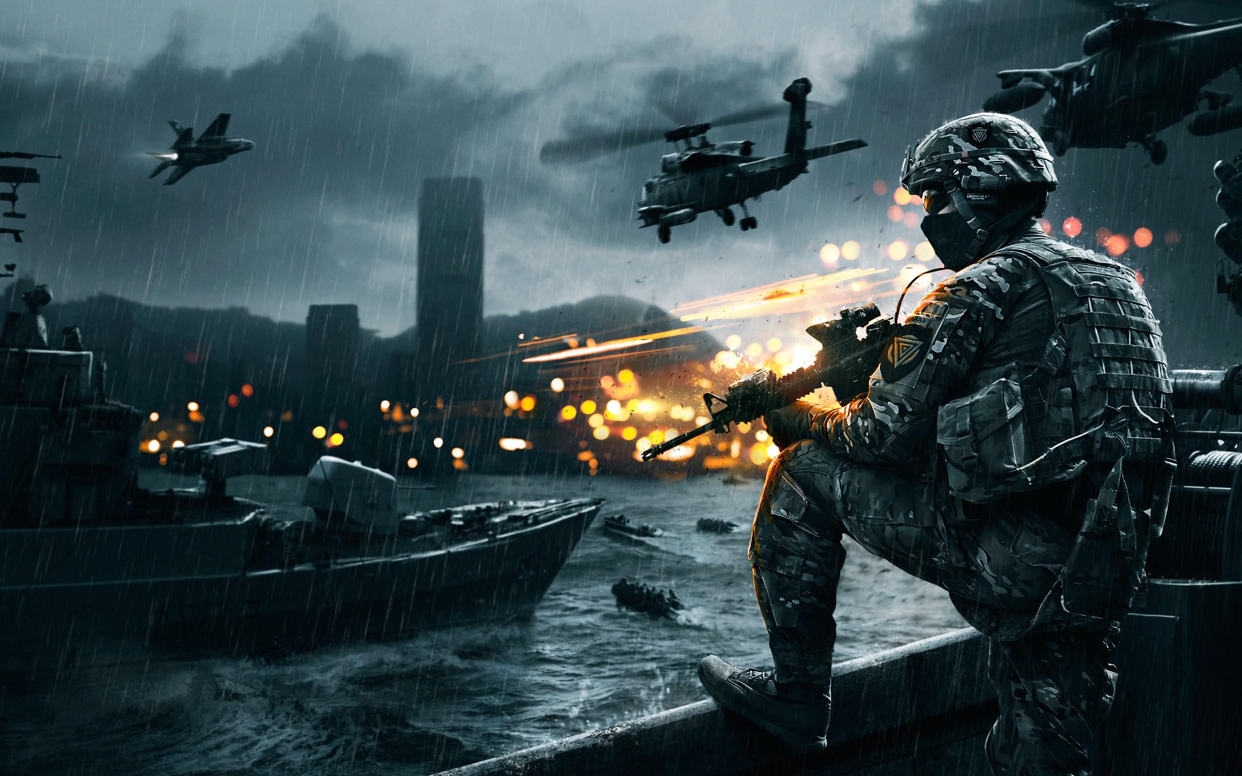 HD Wallpapers Battlefield 4 Siege of Shanghai