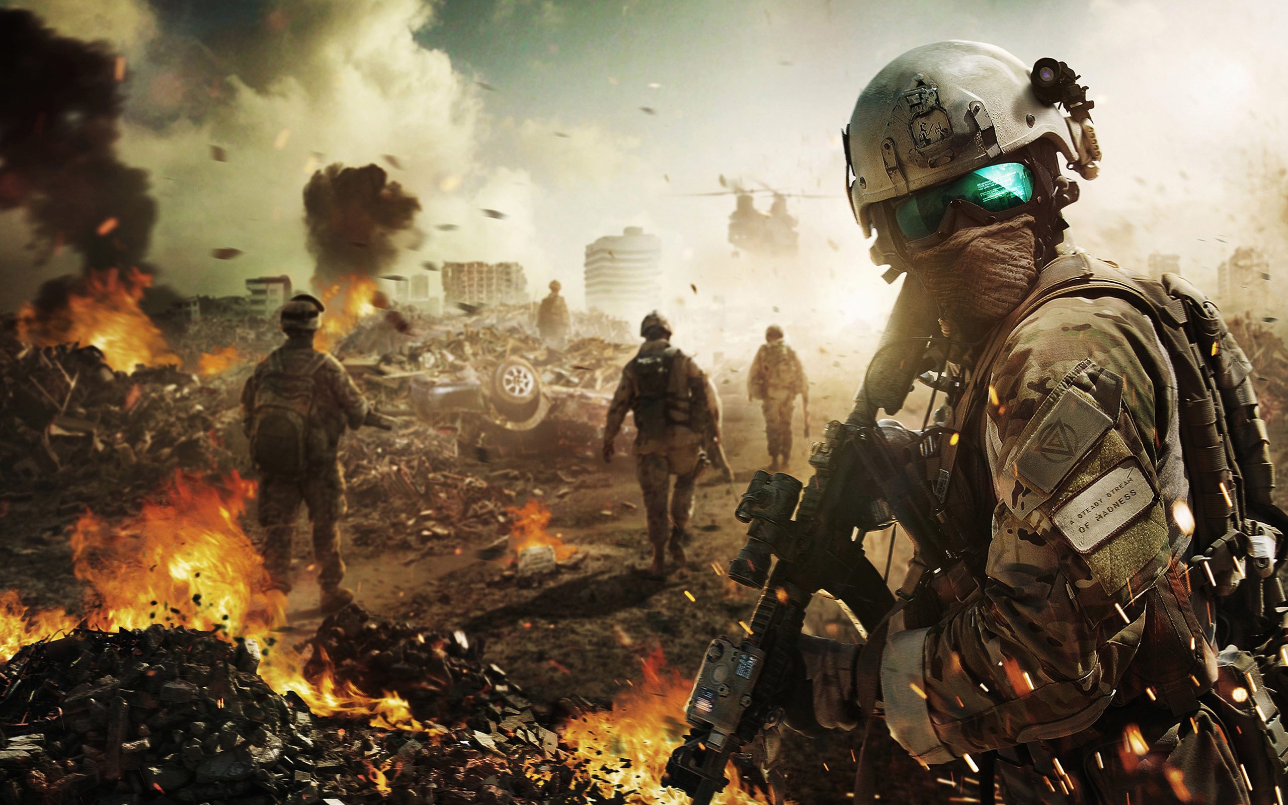 HD Wallpapers Battlefield Soldier