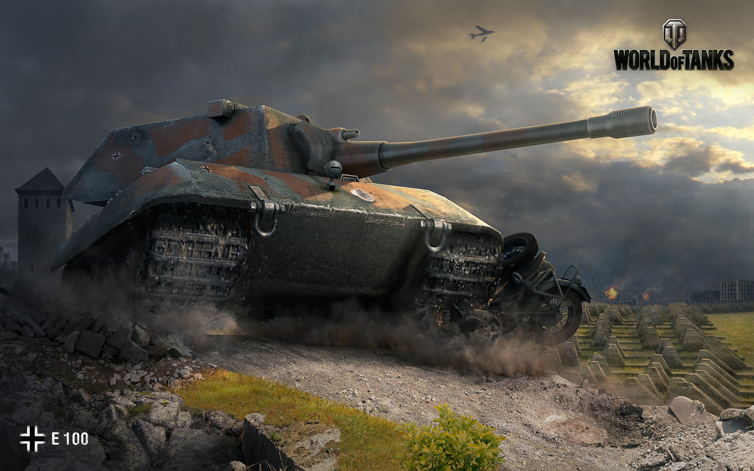 HD Wallpapers E 100 World Of Tanks