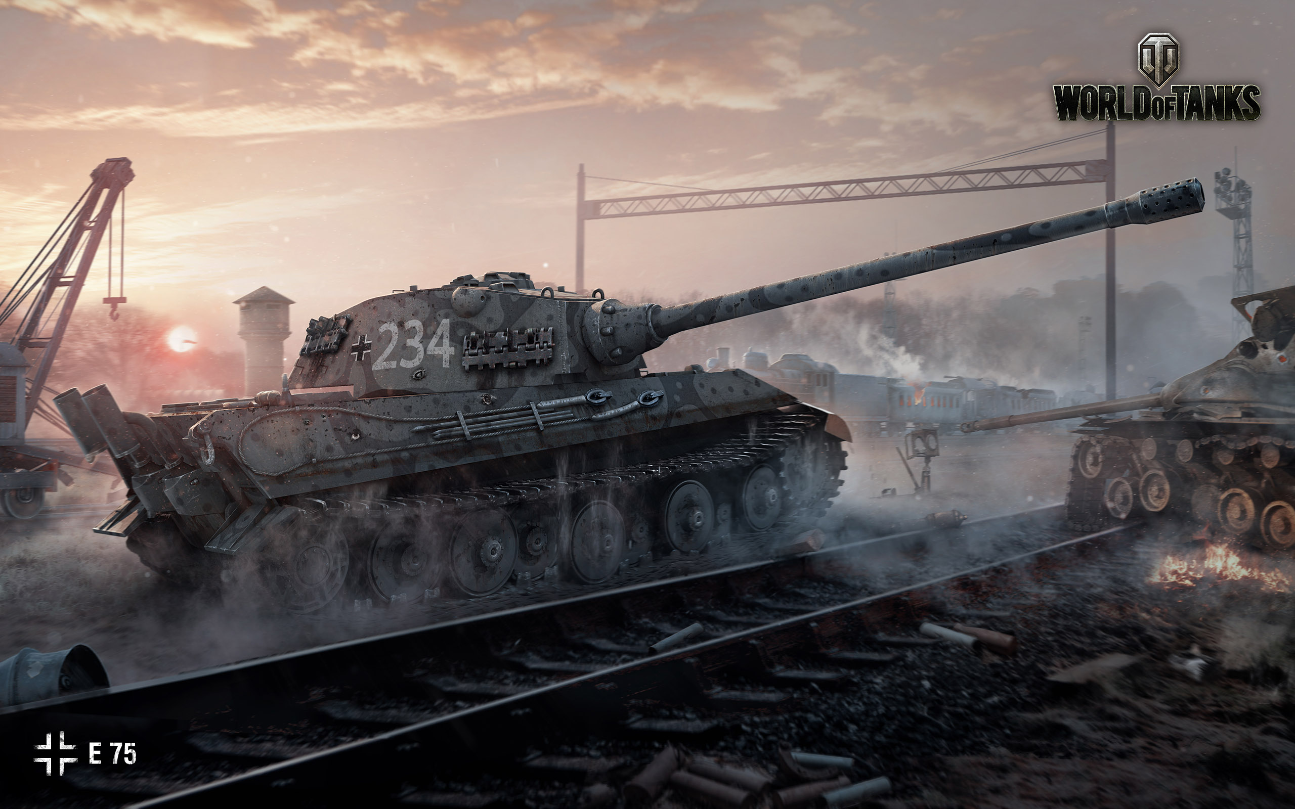 HD Wallpapers E75 World of Tanks