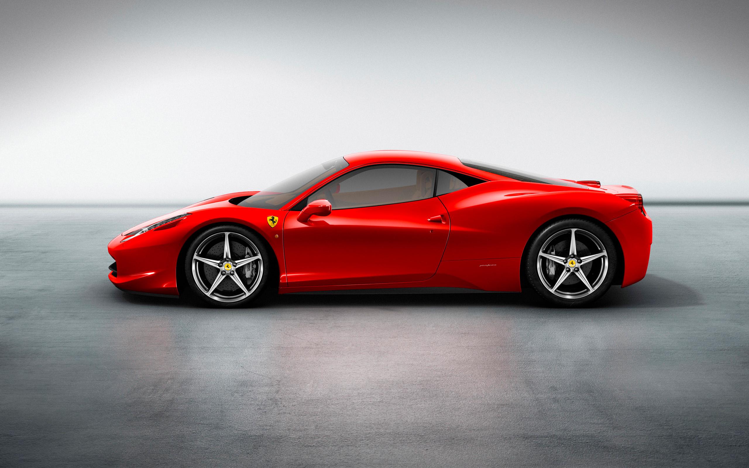 HD Wallpapers Ferrari 458 italia HD Wide