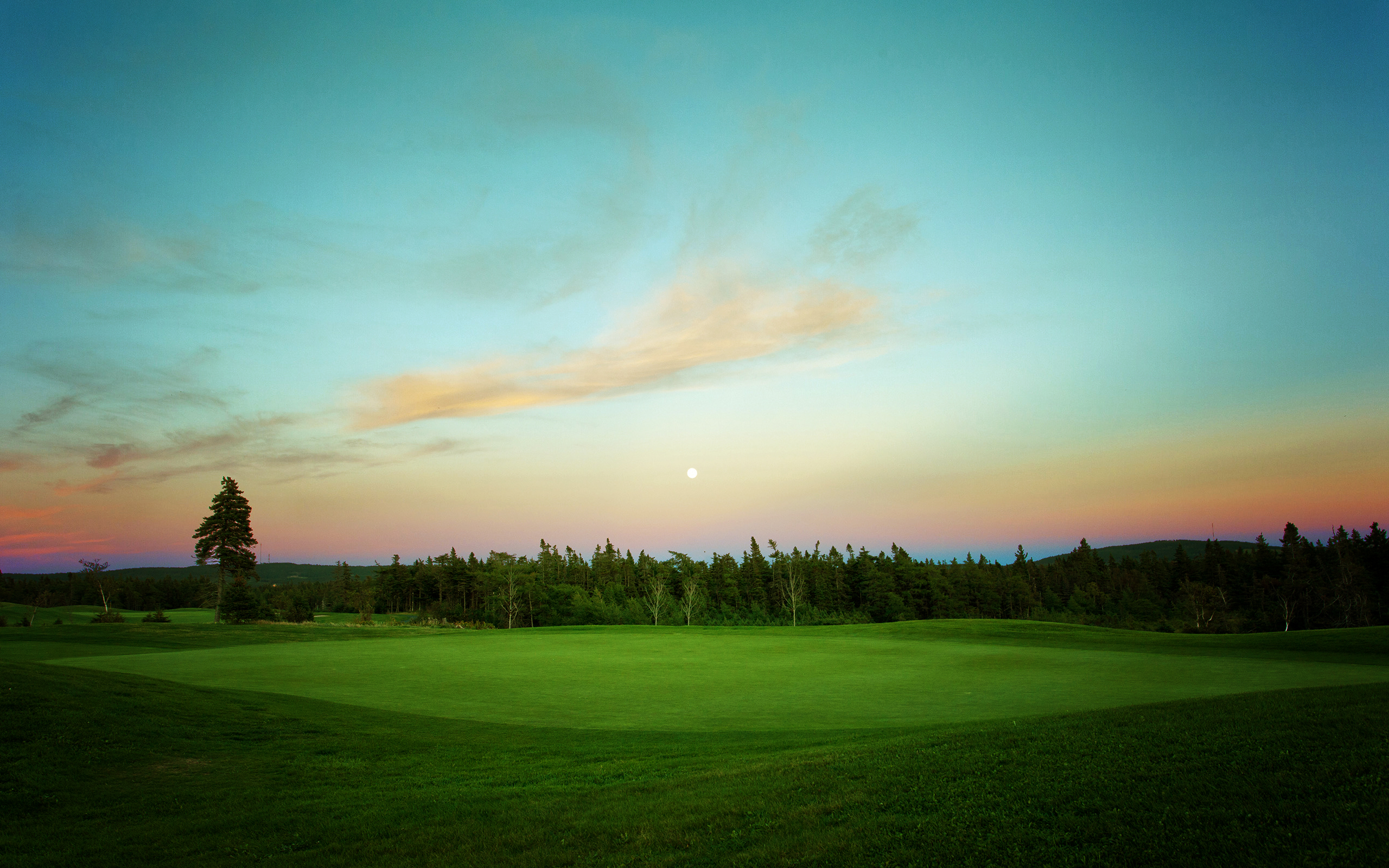 HD Wallpapers Golf Course