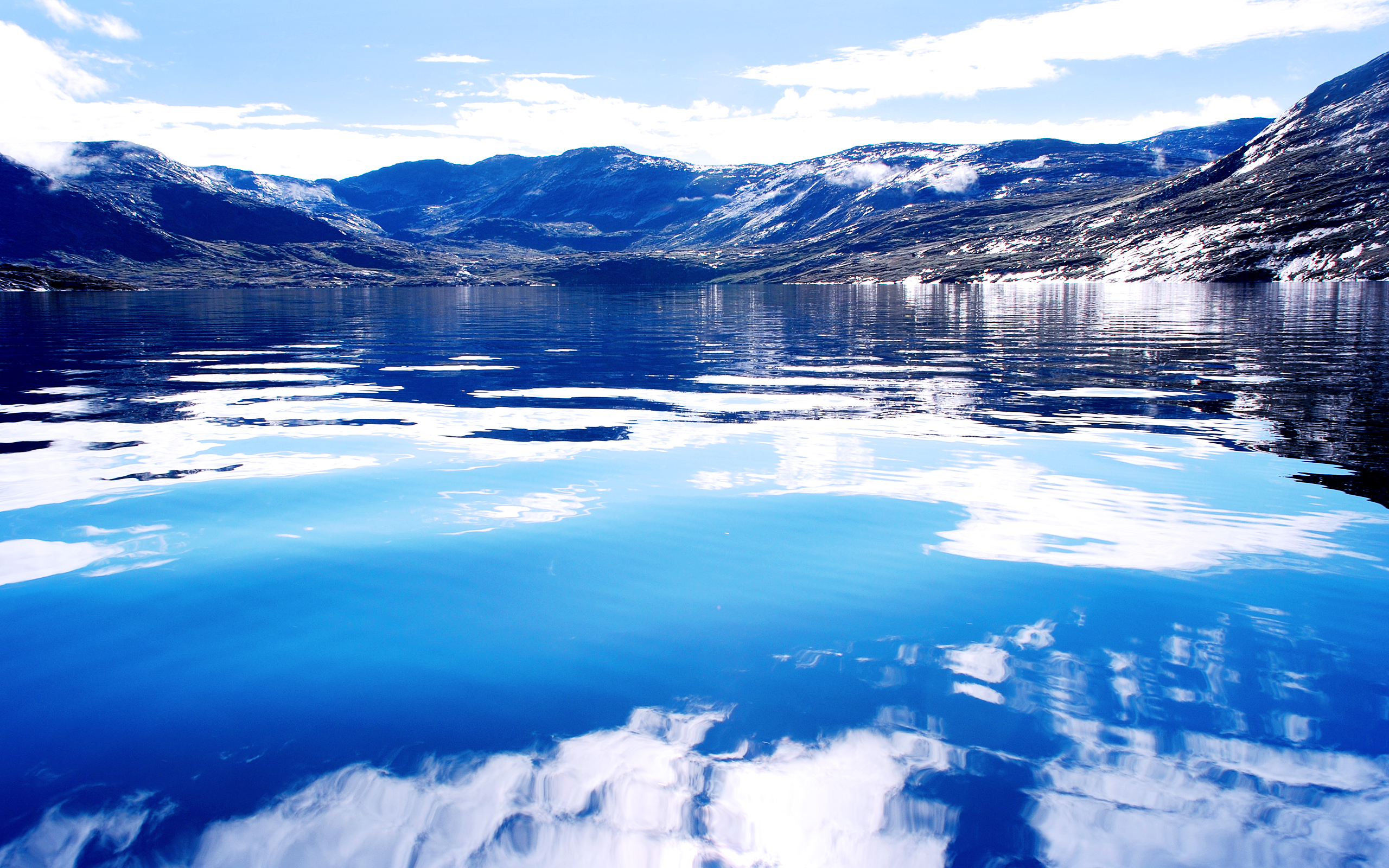HD Wallpapers Greenl Fjord