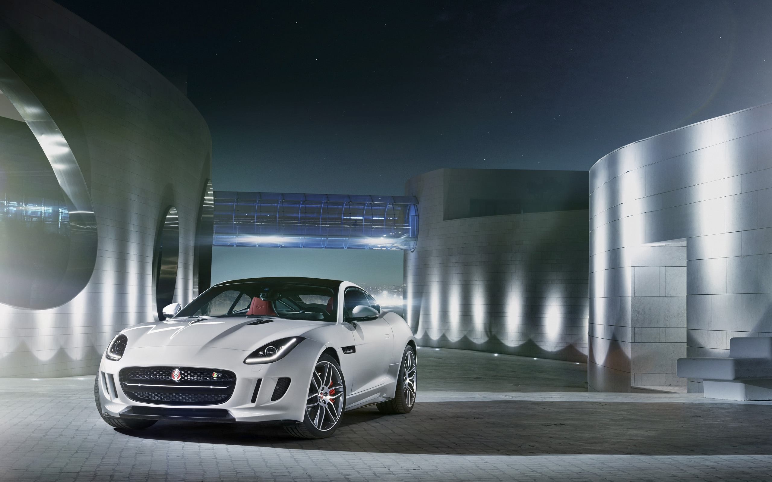 HD Wallpapers Jaguar F Type R Coupe 2014