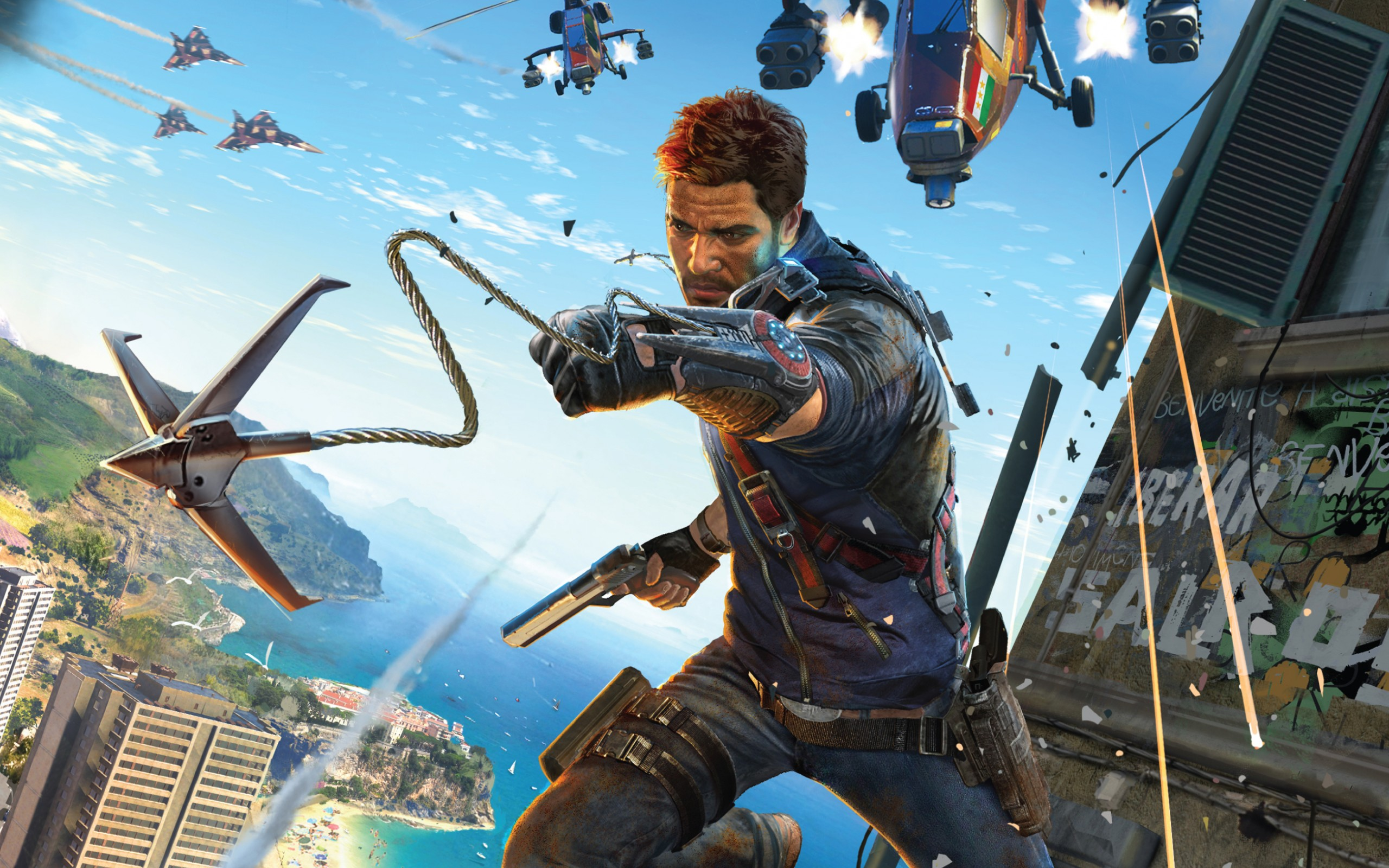 HD Wallpapers Just Cause 3