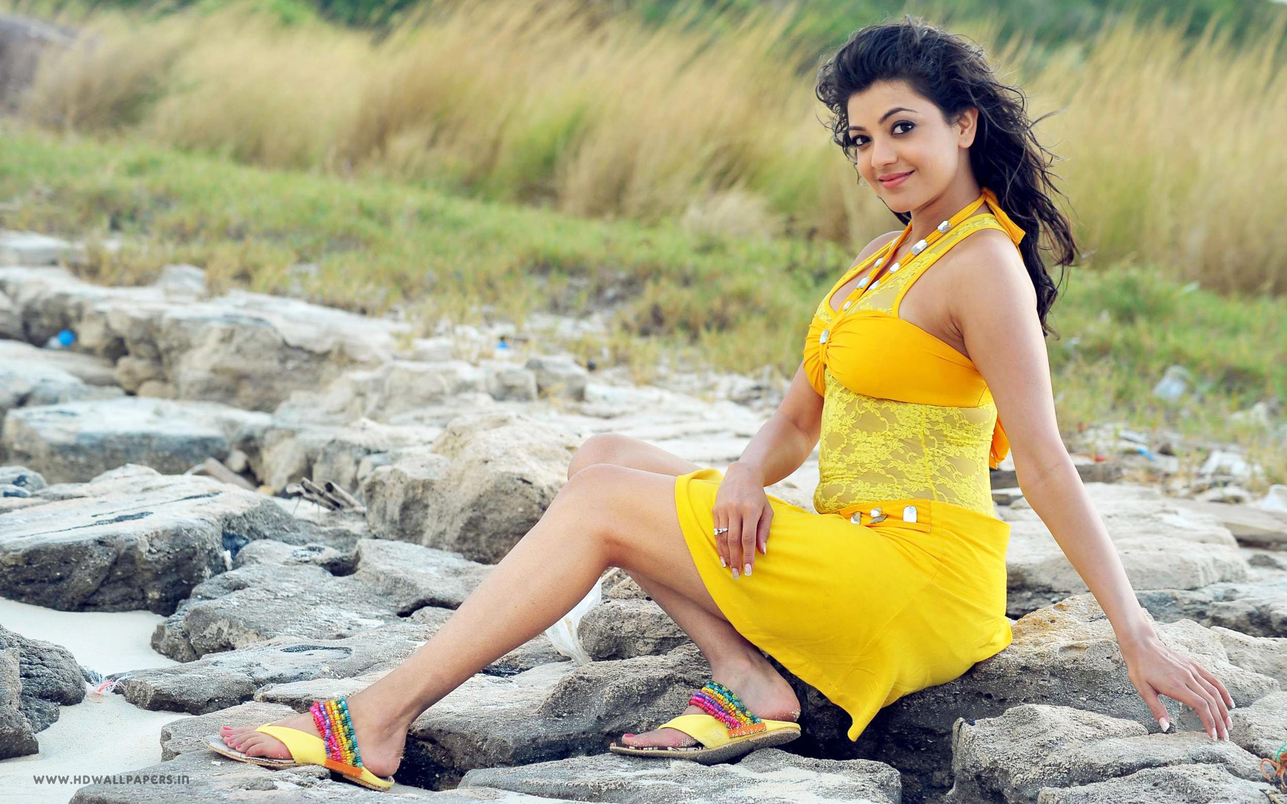 HD Wallpapers Kajal Aggarwal