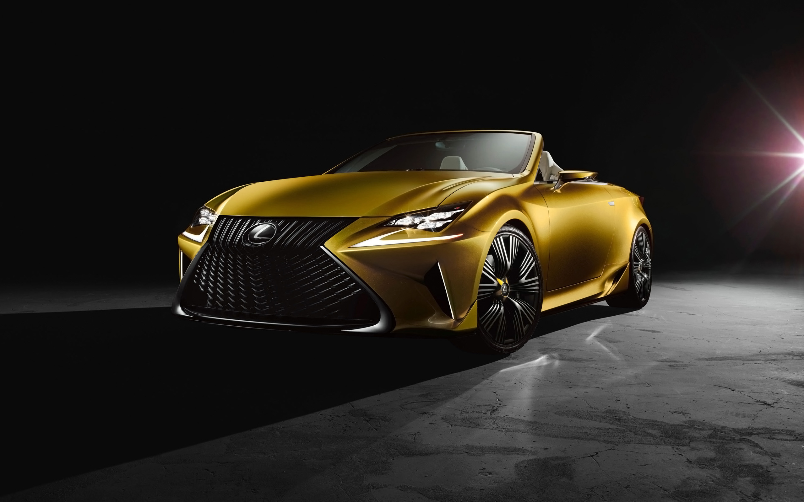 HD Wallpapers Lexus LF C2 Concept