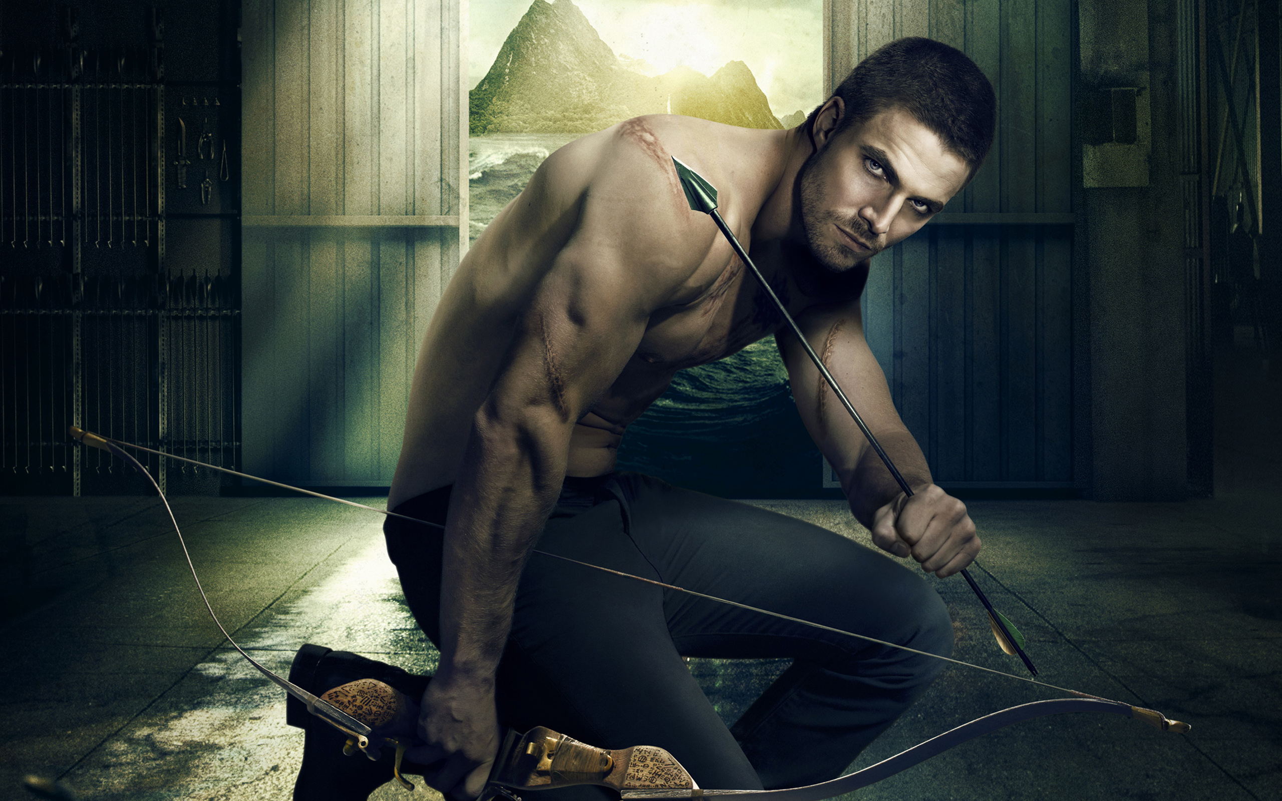 HD Wallpapers Oliver Queen Green Arrow
