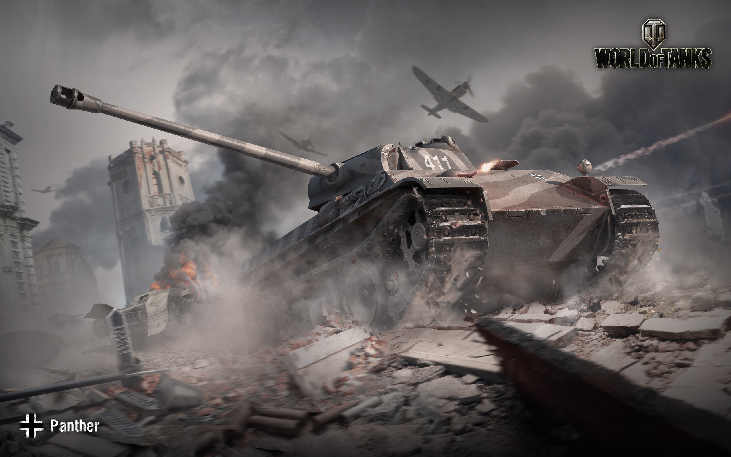 HD Wallpapers Panther World of Tanks