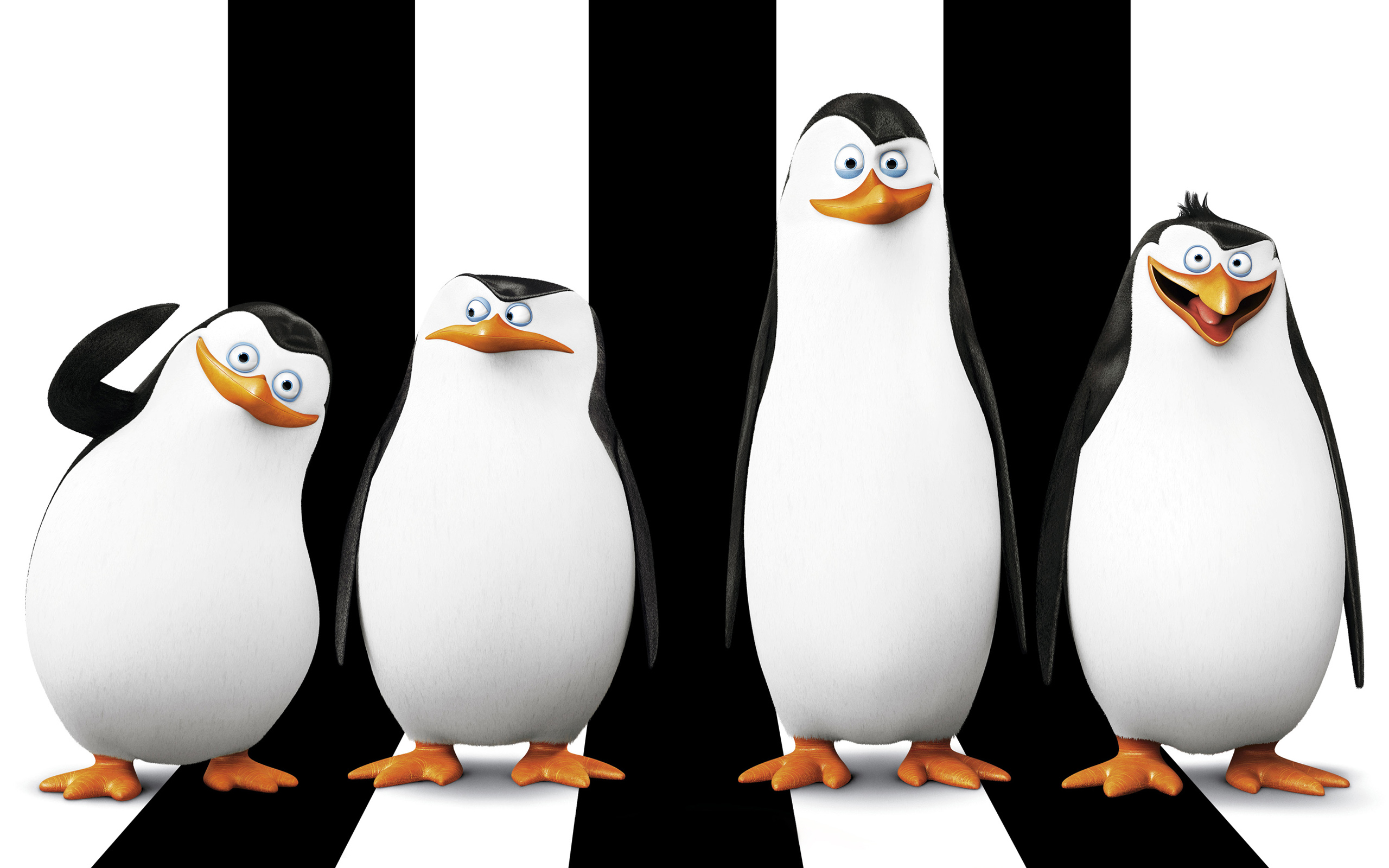 HD Wallpapers Penguins of Madagascar