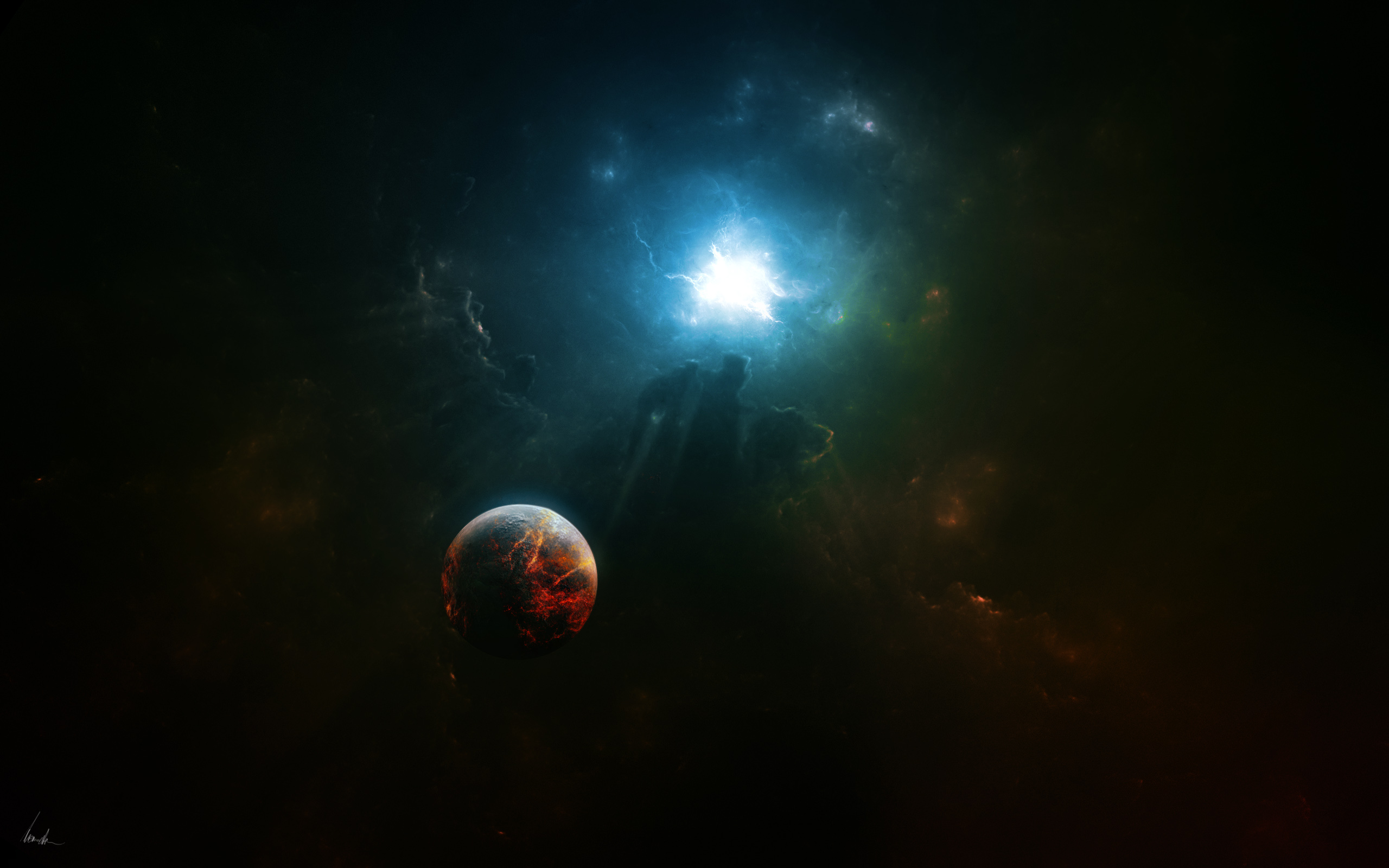HD Wallpapers Planet Energy