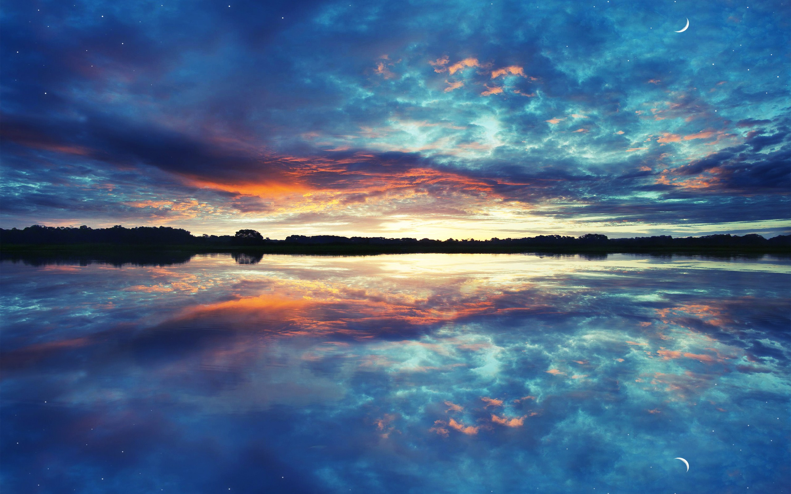 HD Wallpapers Reflections