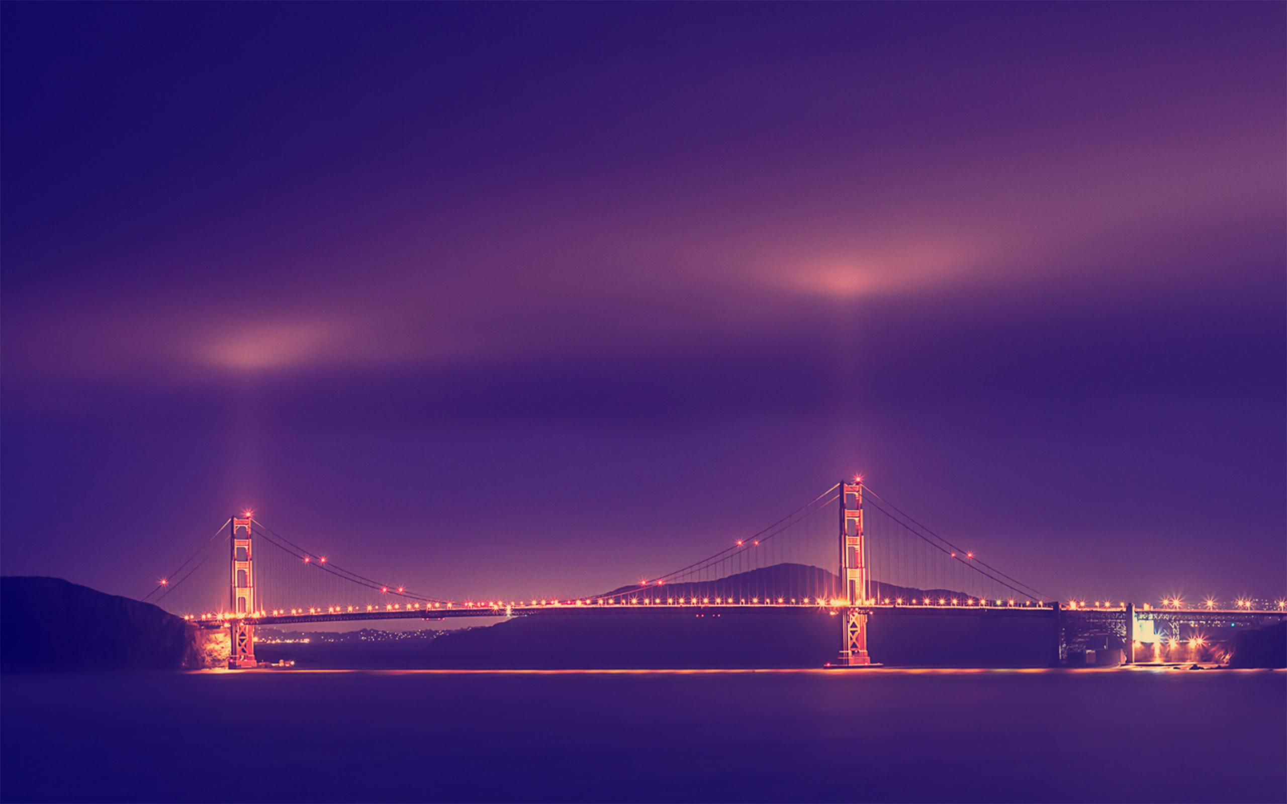 HD Wallpapers San Francisco Golden Gate Bridge