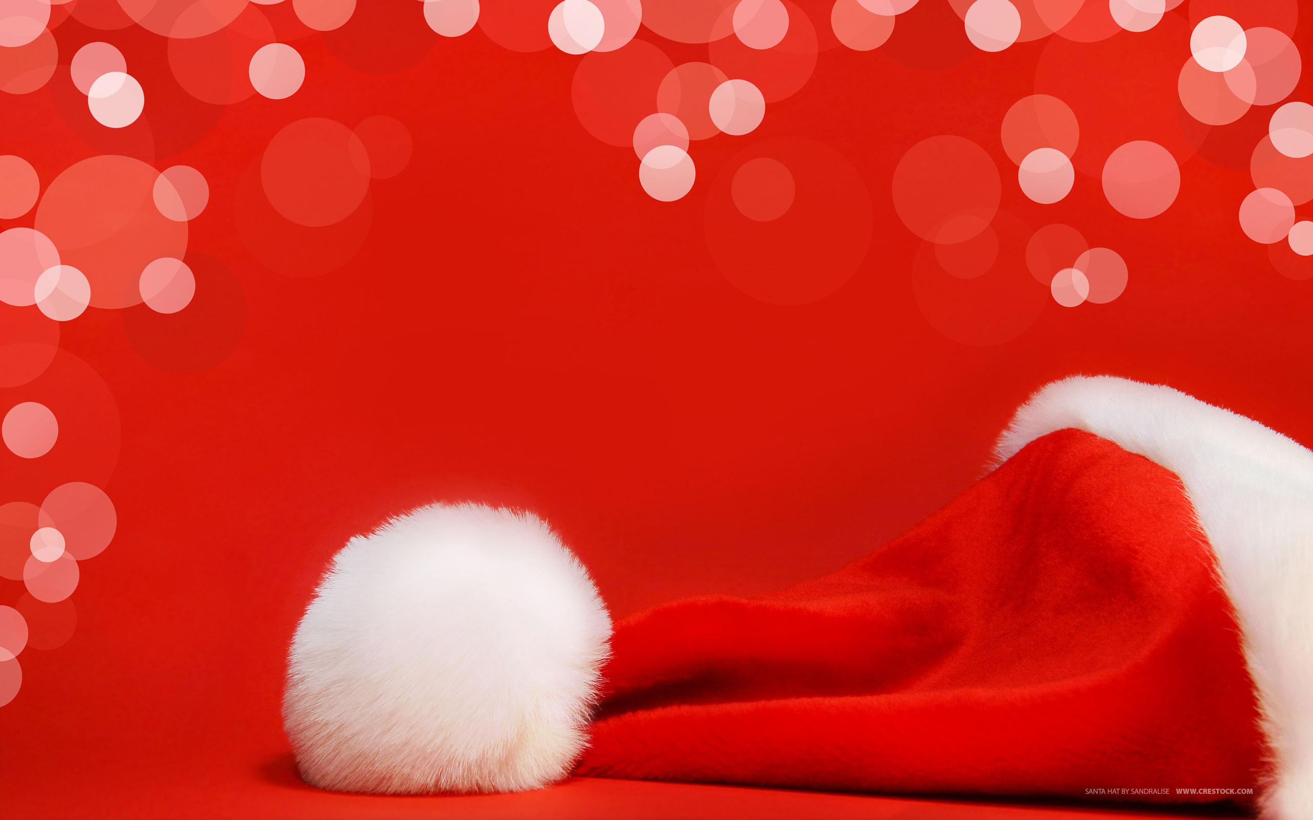 HD Wallpapers Santa Claus Hat