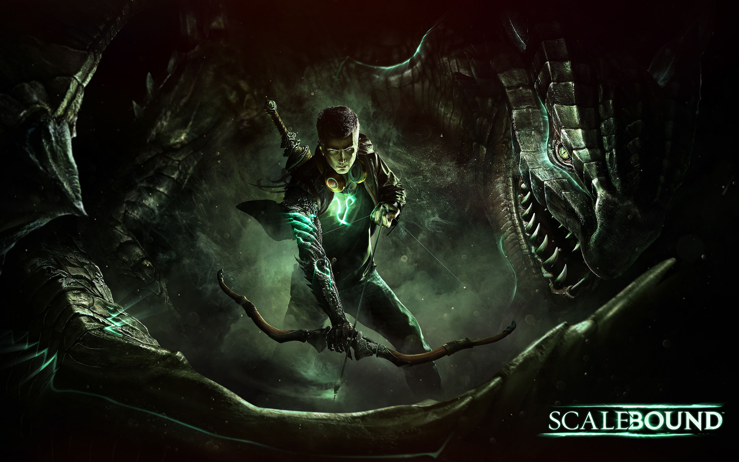 HD Wallpapers Scalebound Game