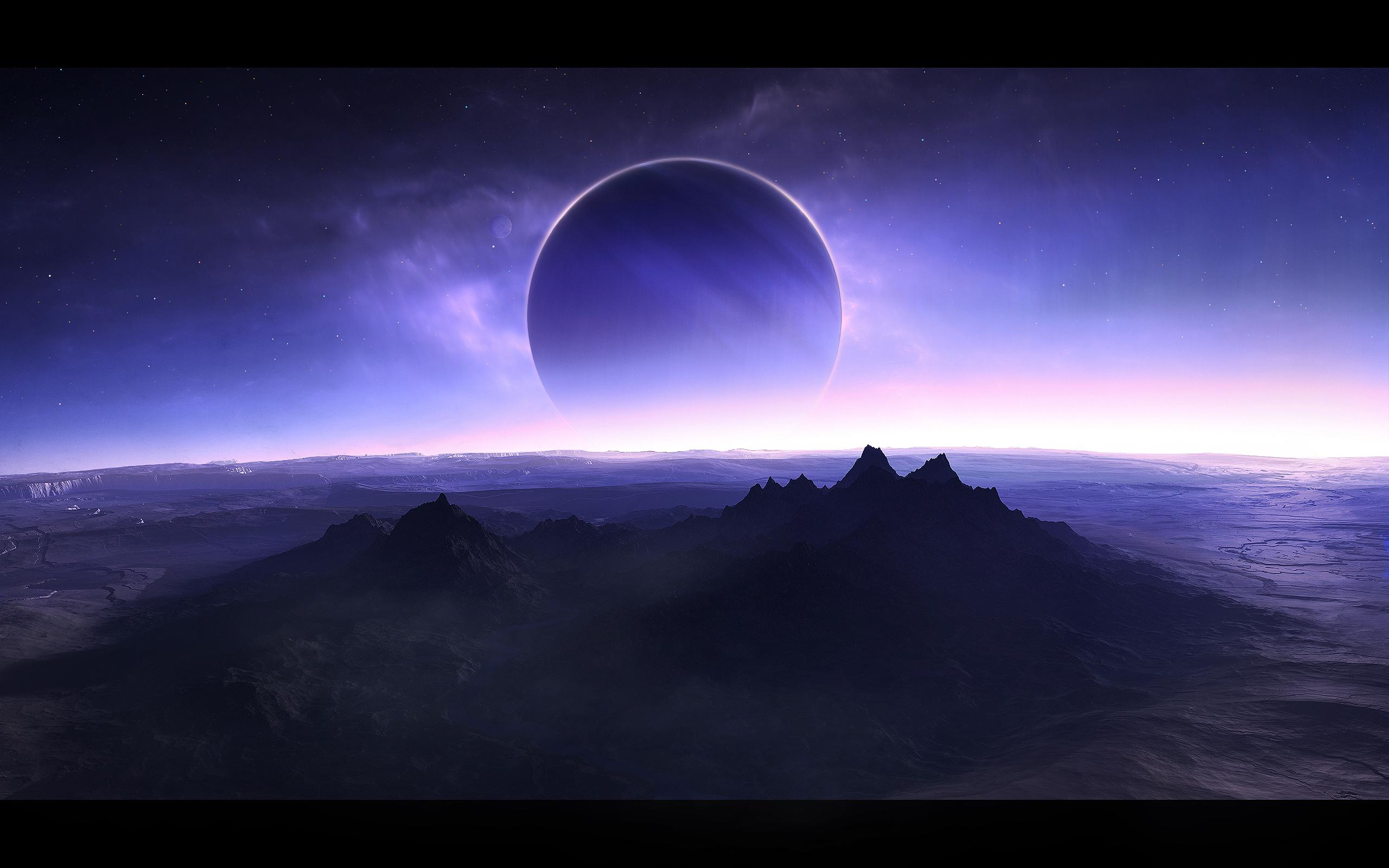 HD Wallpapers Sci Fi Twilight