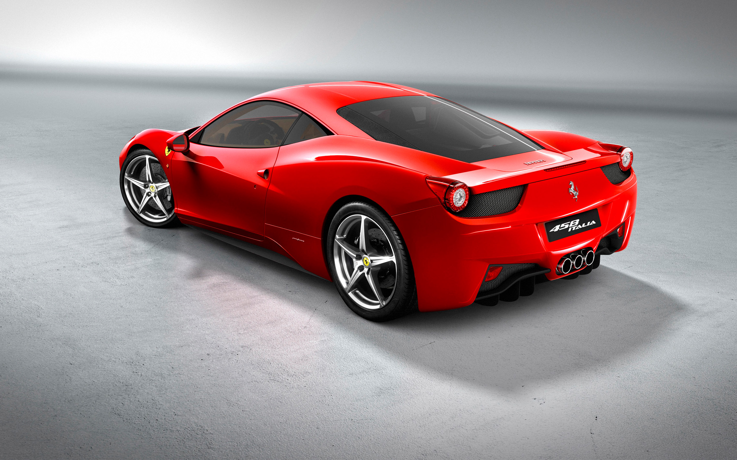 HD Wallpapers Sexy Ferrari italia Car