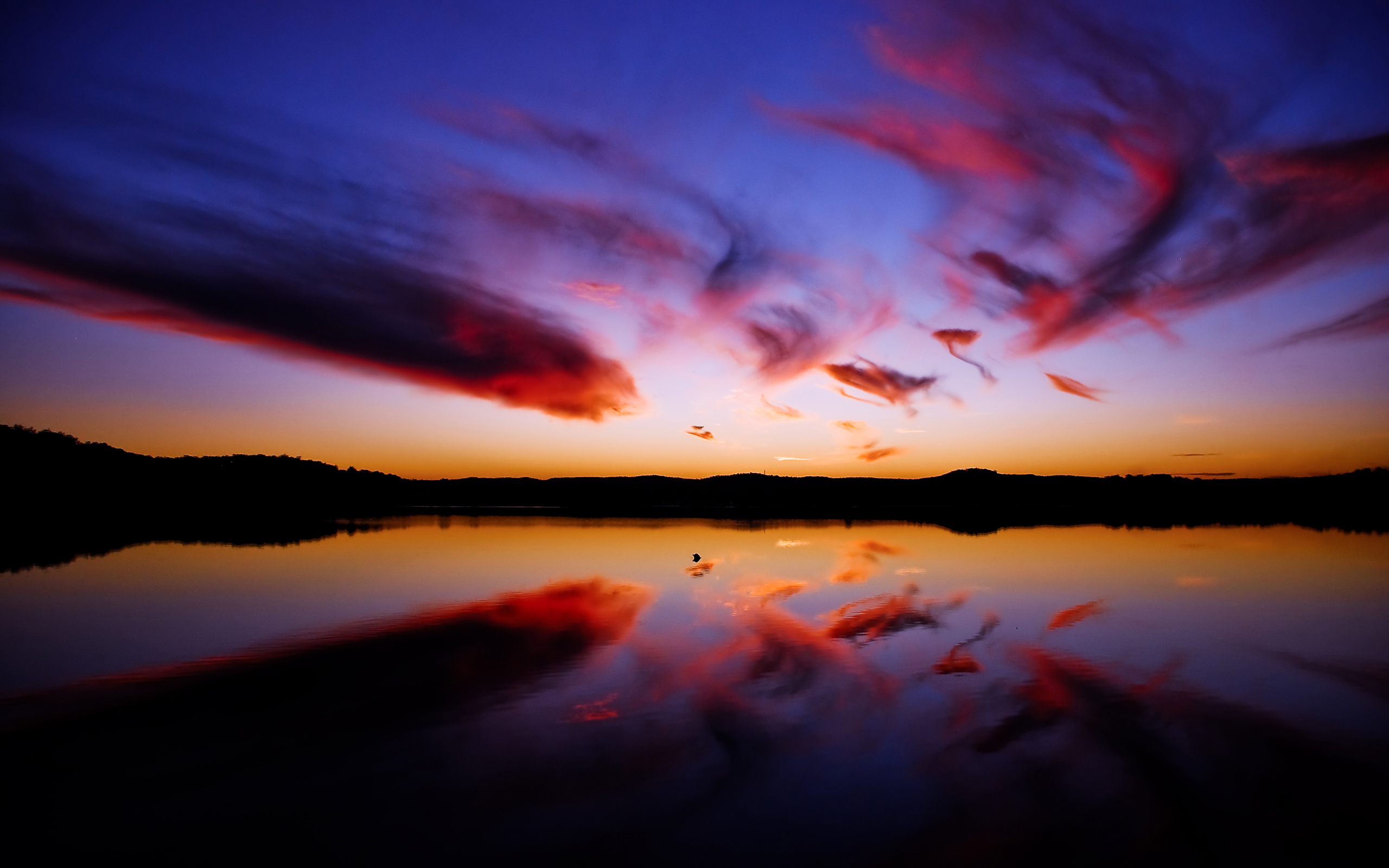 HD Wallpapers Sky Reflections