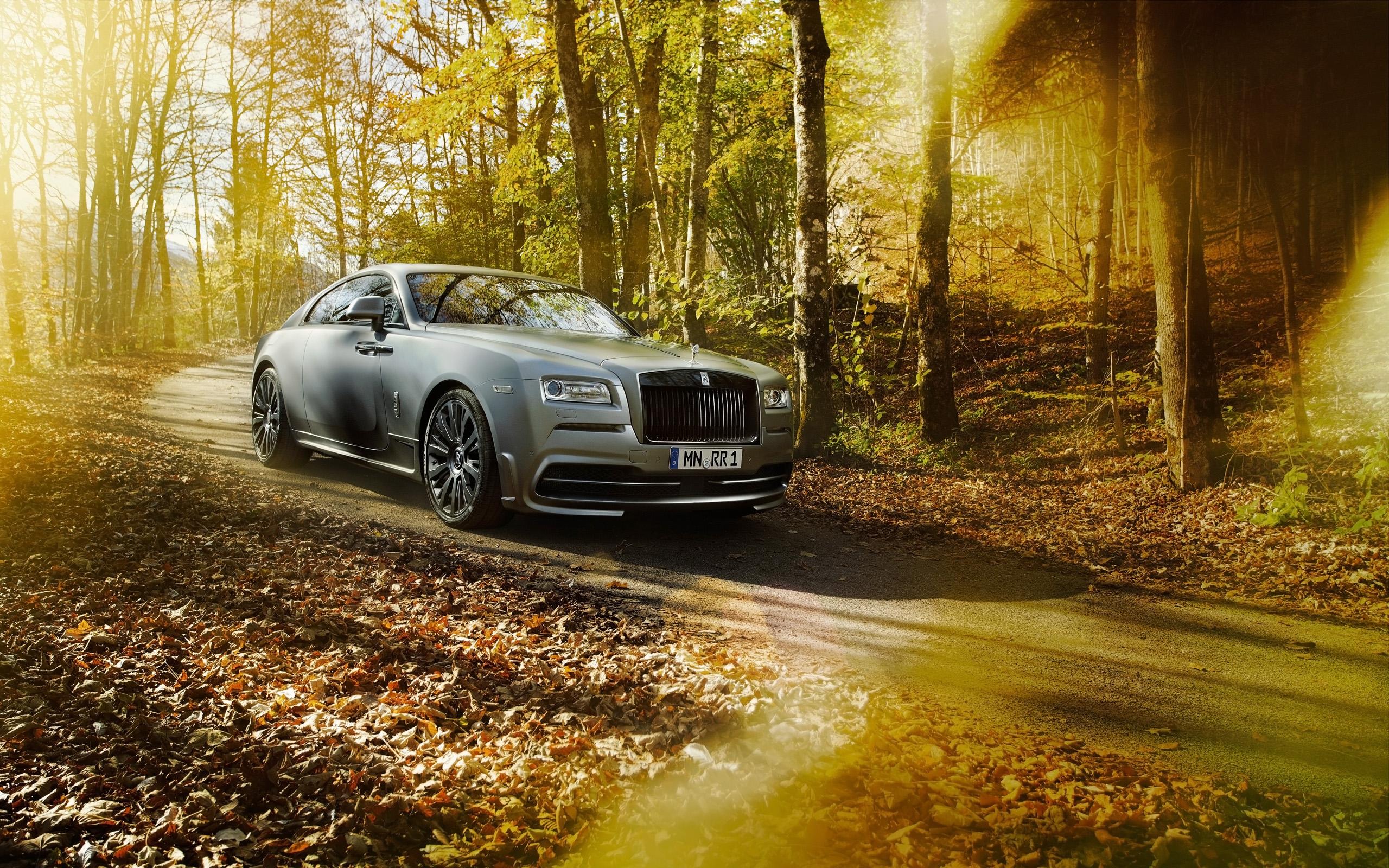 HD Wallpapers Spofec Rolls Royce Wraith 2014