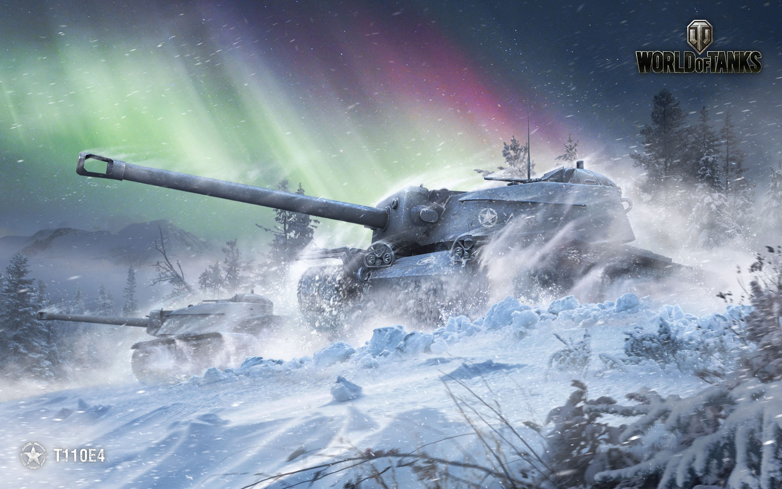 HD Wallpapers T110E4 World of Tanks