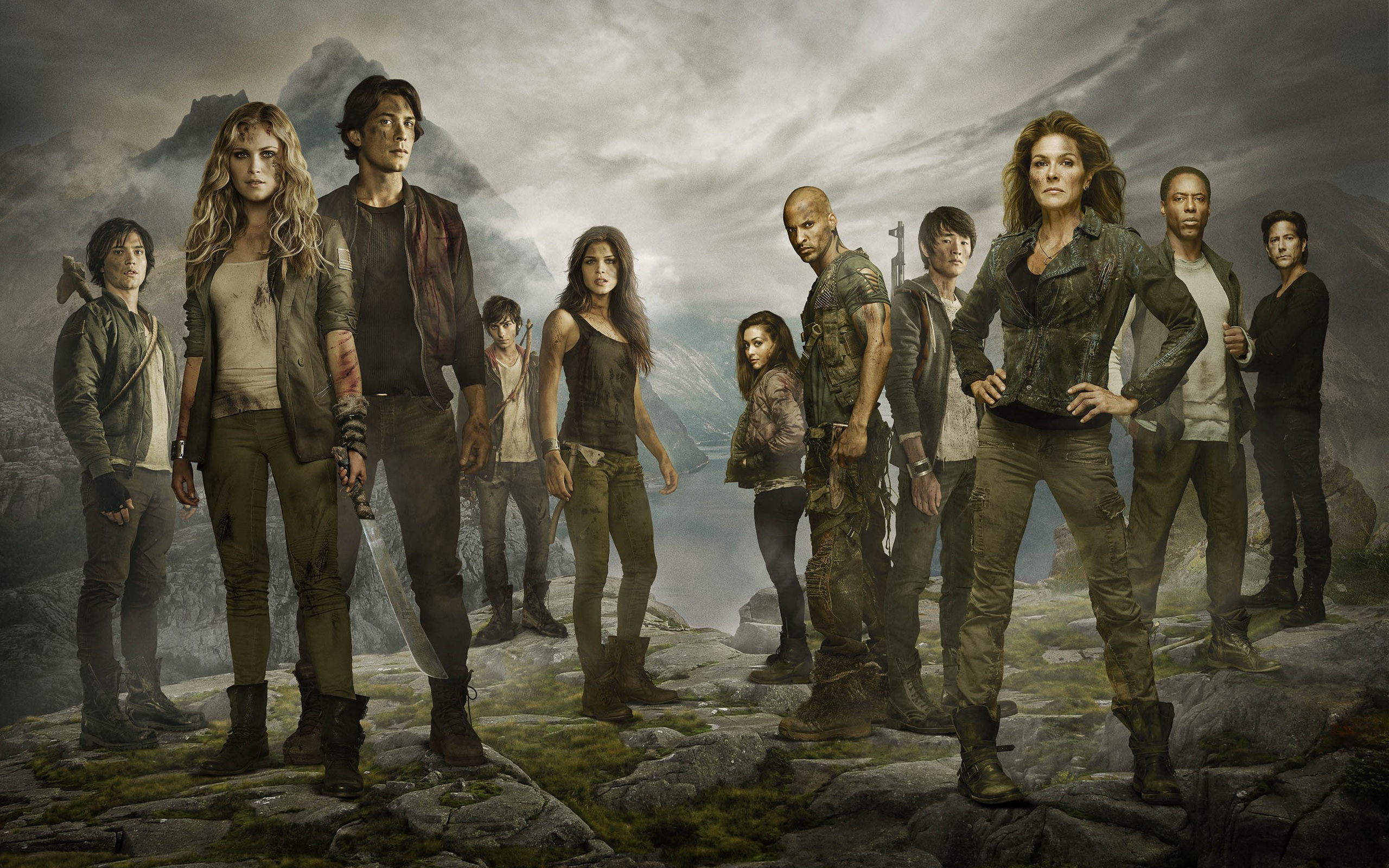 HD Wallpapers The 100 TV Series
