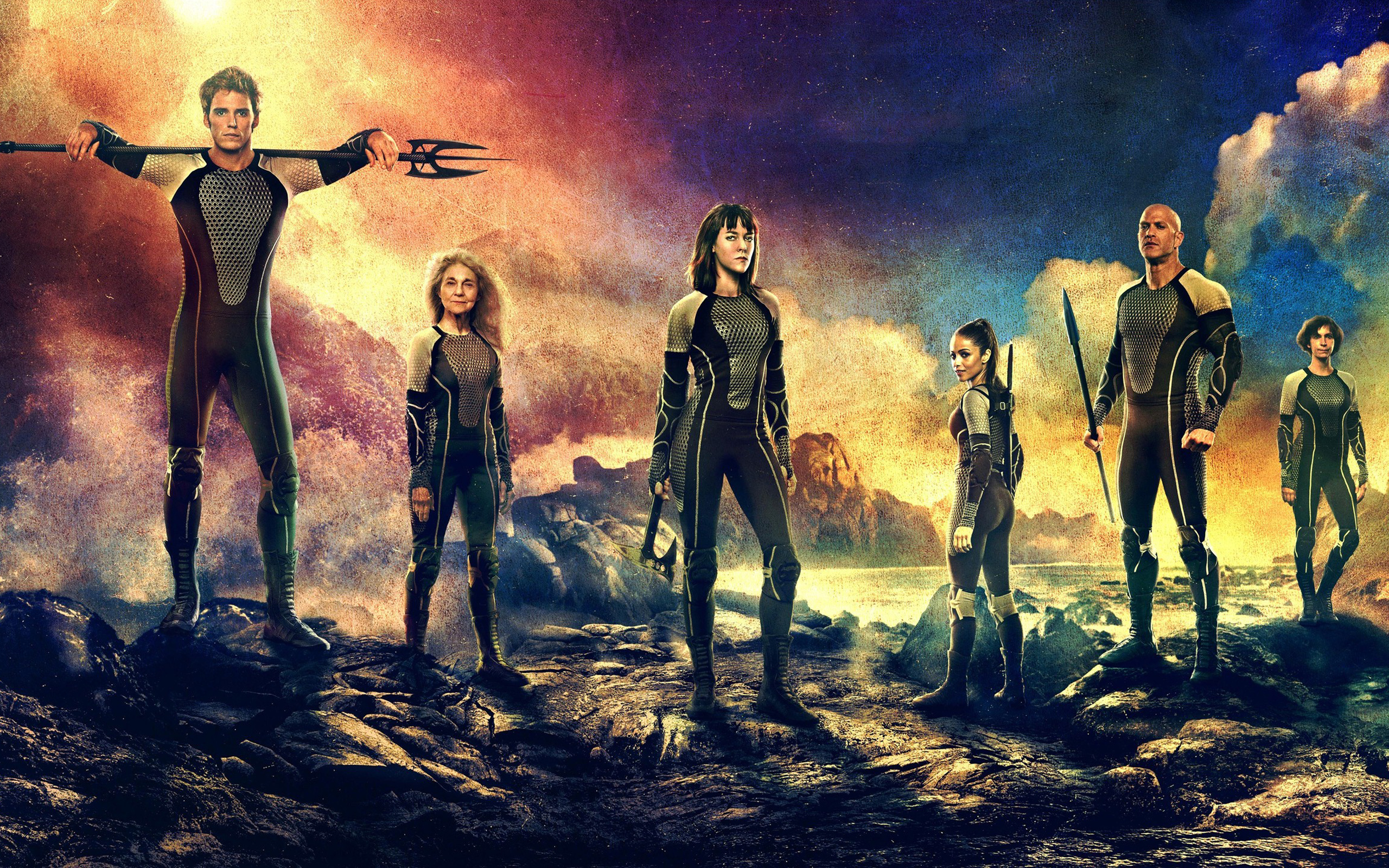 HD Wallpapers The Hunger Games Catching Fire 2013