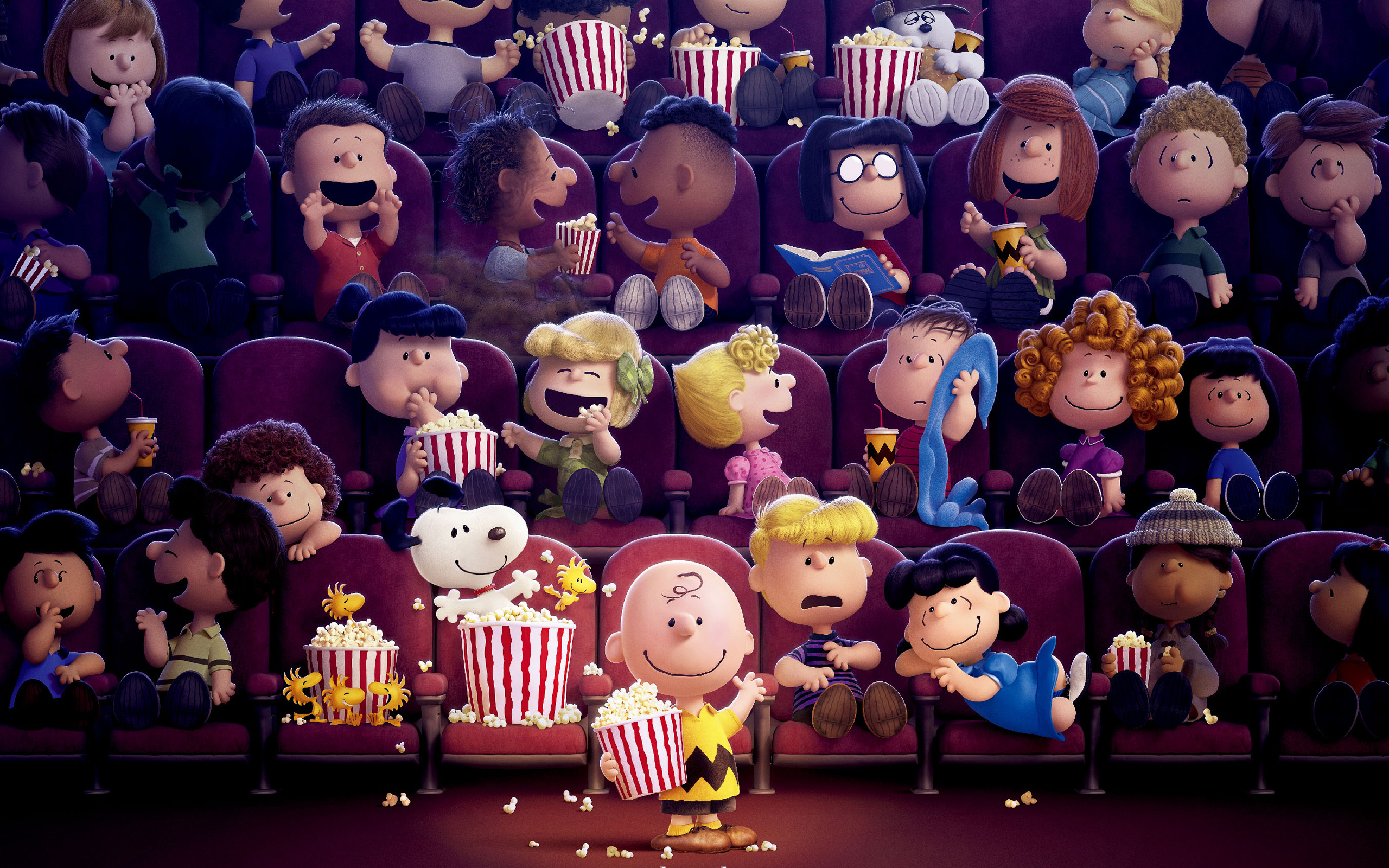 HD Wallpapers The Peanuts Movie