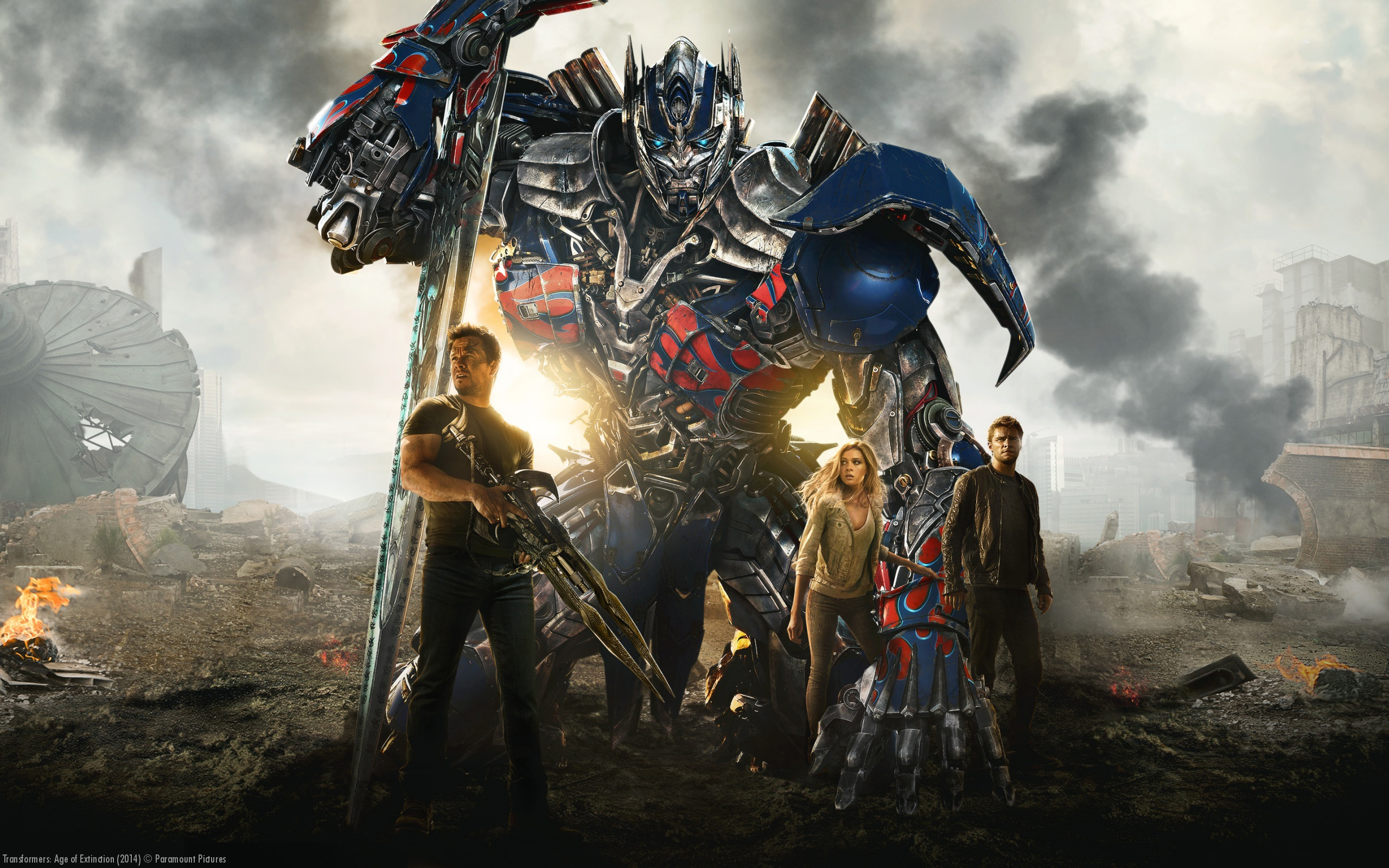 HD Wallpapers Transformers 4 Age of Extinction