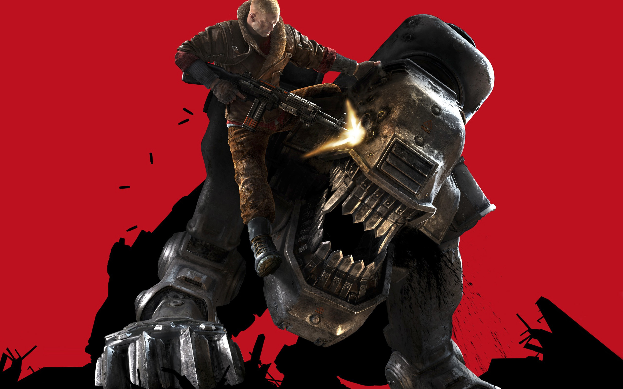 HD Wallpapers Wolfenstein The New Order 2014 Game