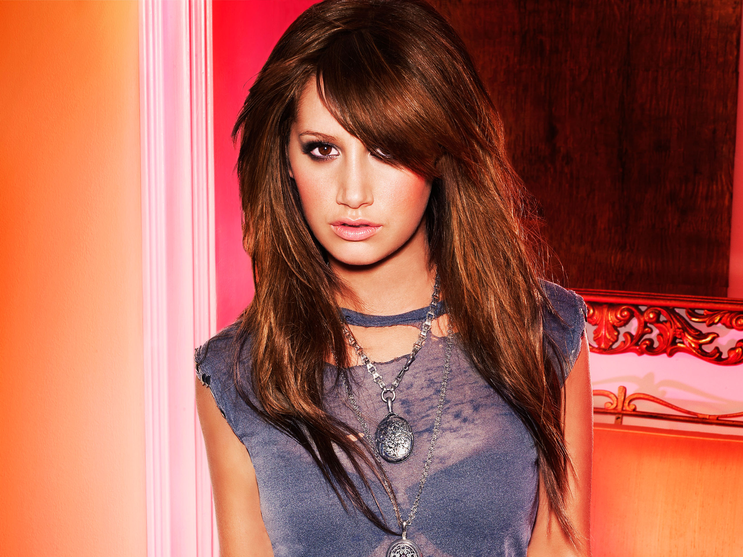 HD Wallpapers Ashley Tisdale 525