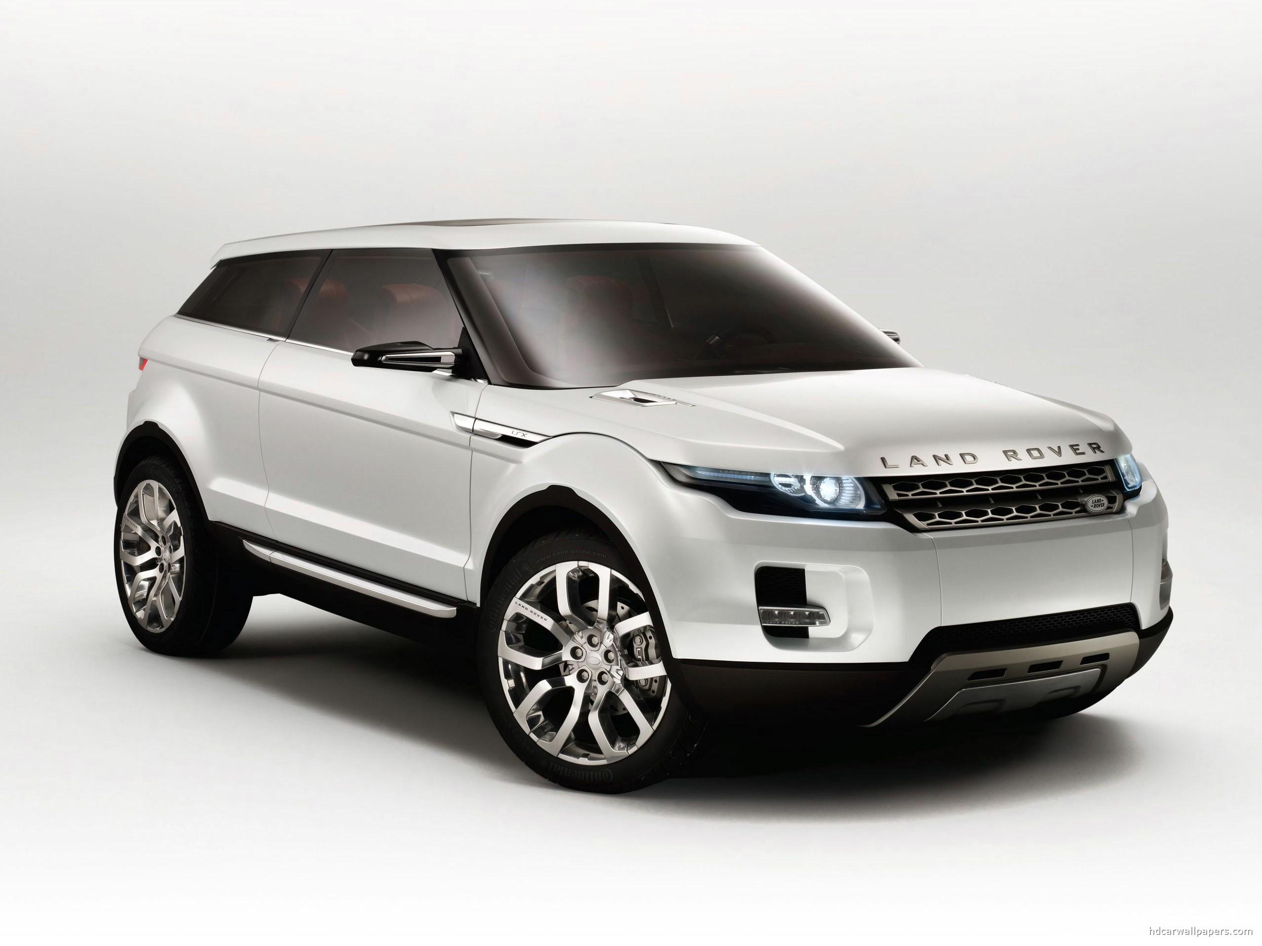 HD Wallpapers L Rover LRX Concept 4