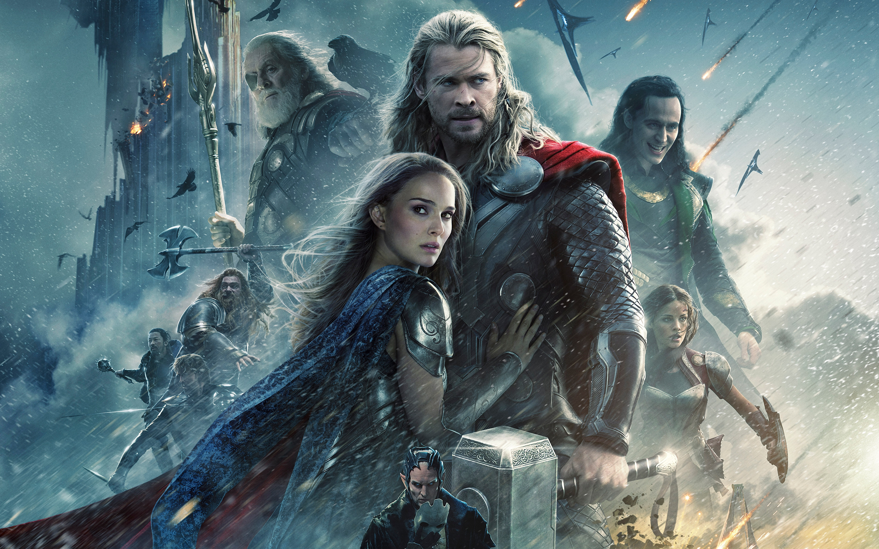 HD Wallpapers 2013 Thor 2 The Dark World