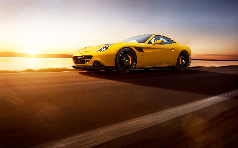HD Wallpapers 2015 Ferrari California T