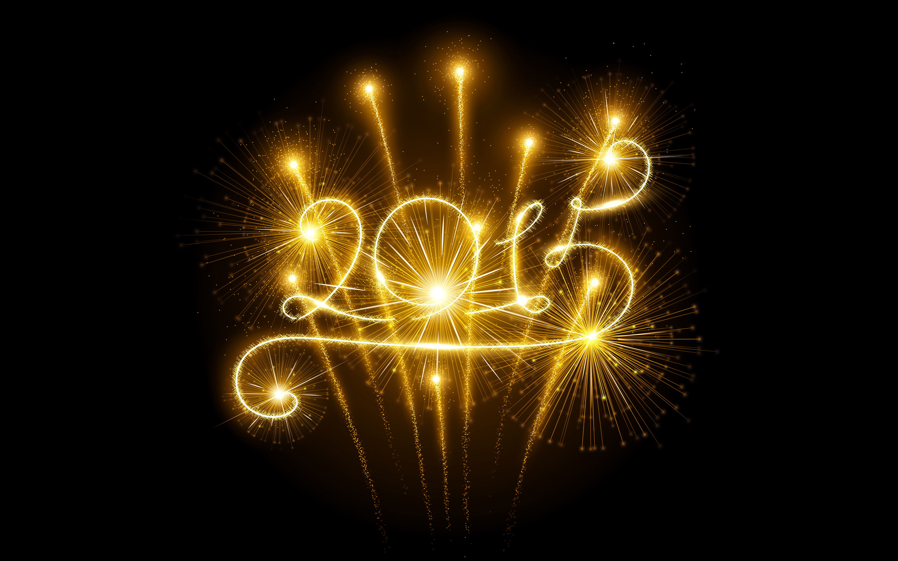 HD Wallpapers 2015 Happy New Year