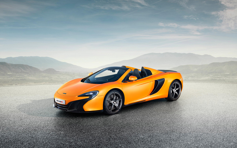 HD Wallpapers 2015 McLaren 650S Spider