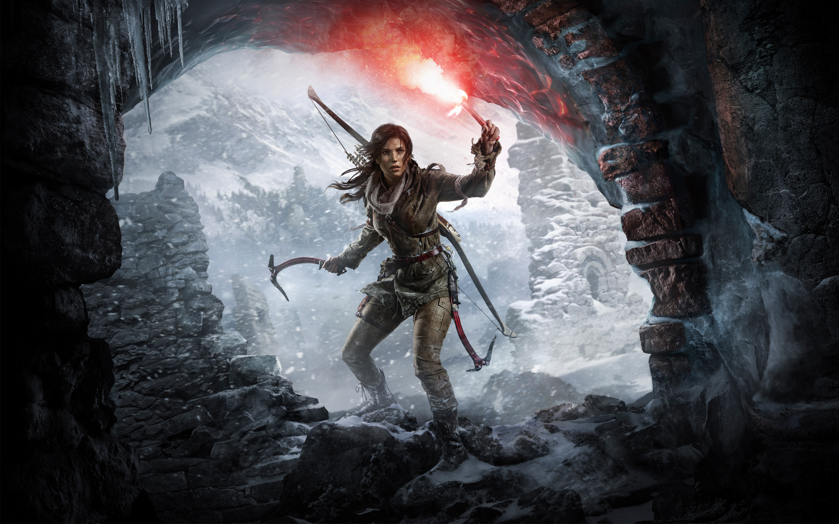 HD Wallpapers 2015 Rise Of The Tomb Raider