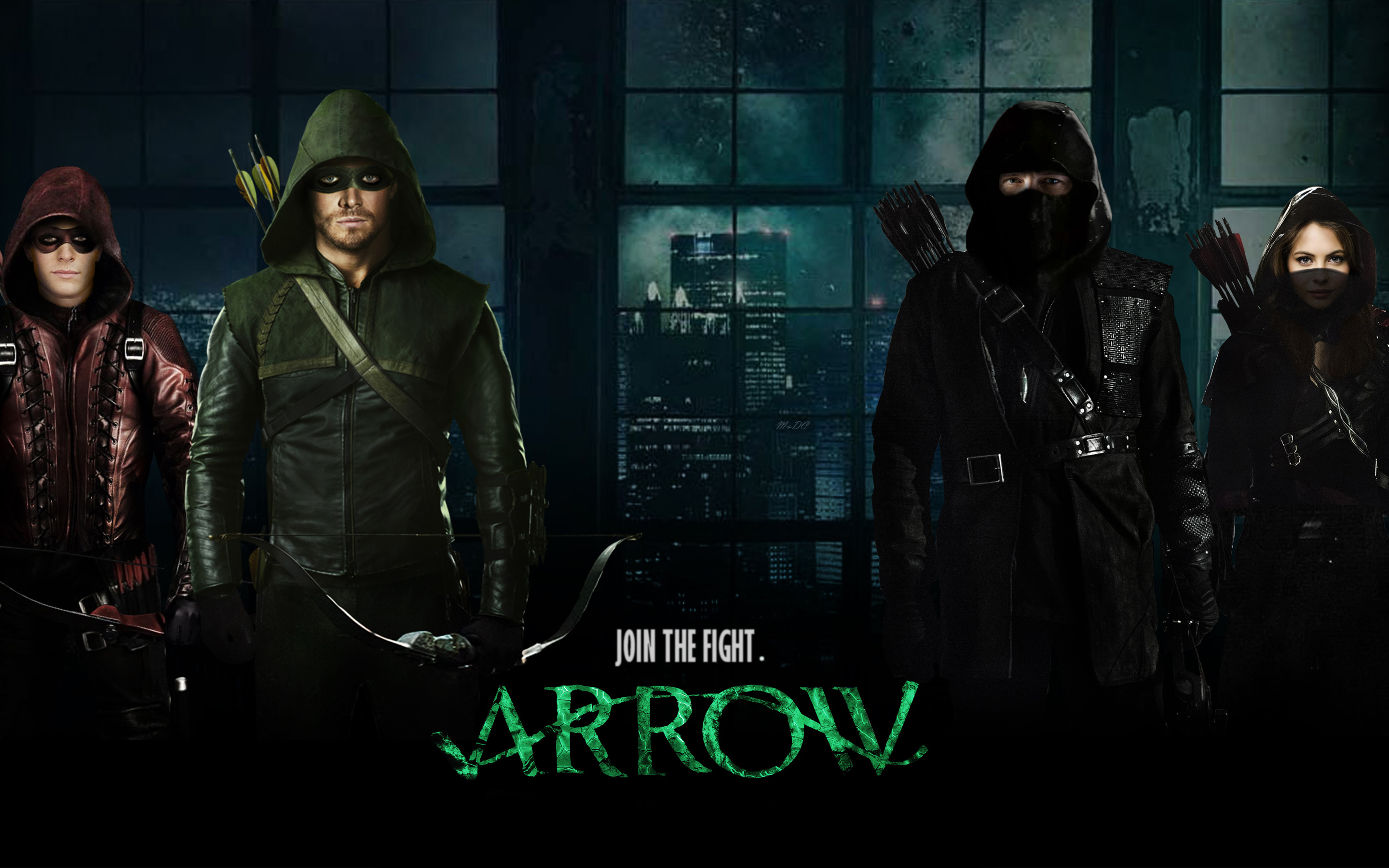 HD Wallpapers Arrow Season 3 2014