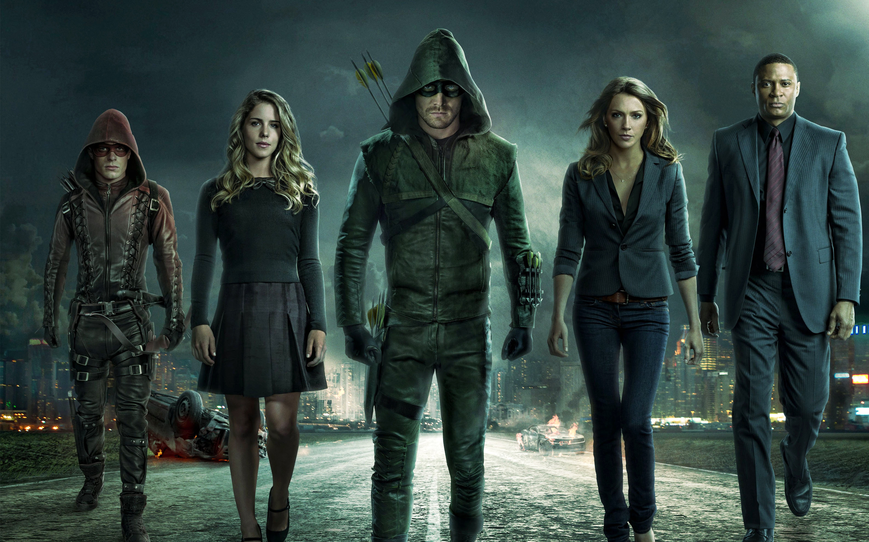 HD Wallpapers Arrow Season 3