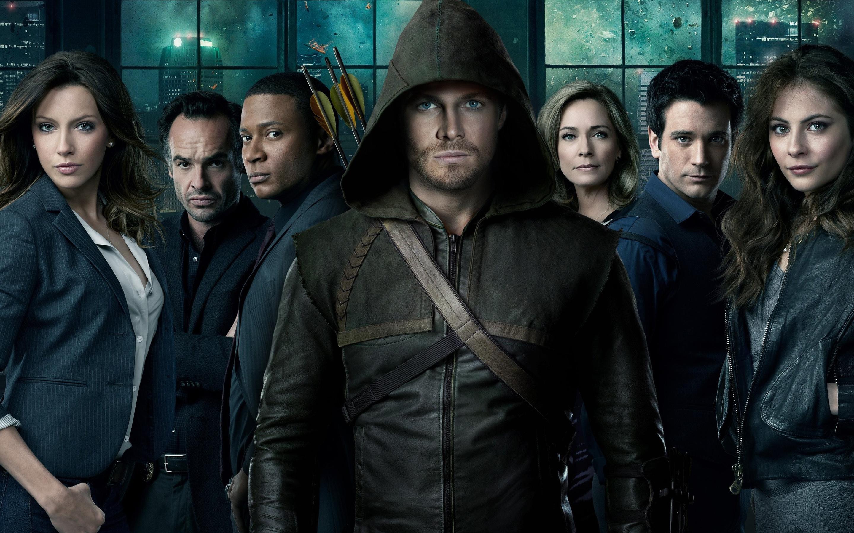 HD Wallpapers Arrow TV Series