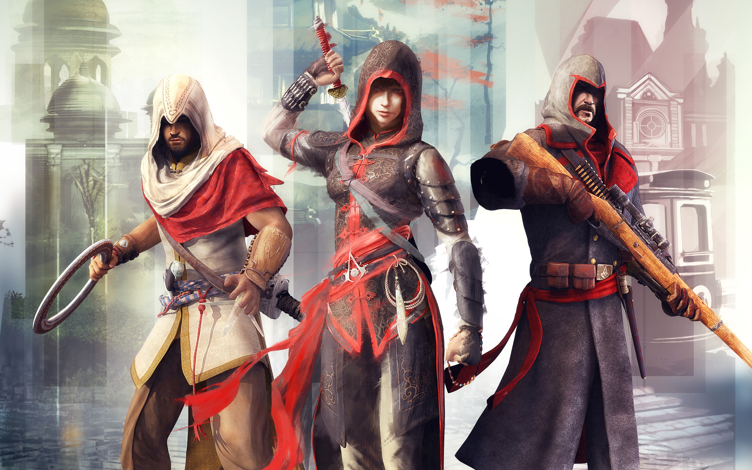 HD Wallpapers Assassins Creed Chronicles China
