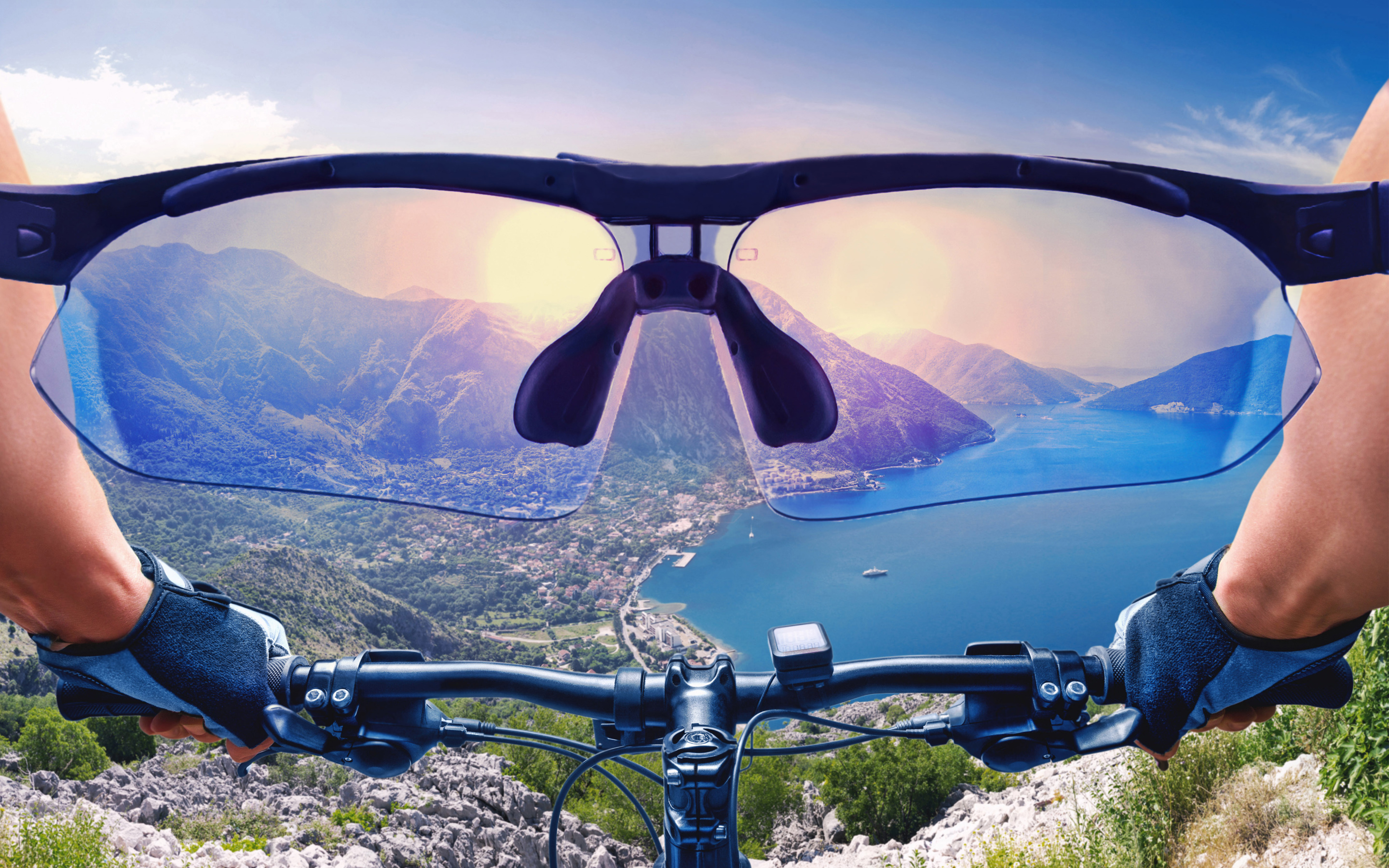 HD Wallpapers Bicycle Mountain View