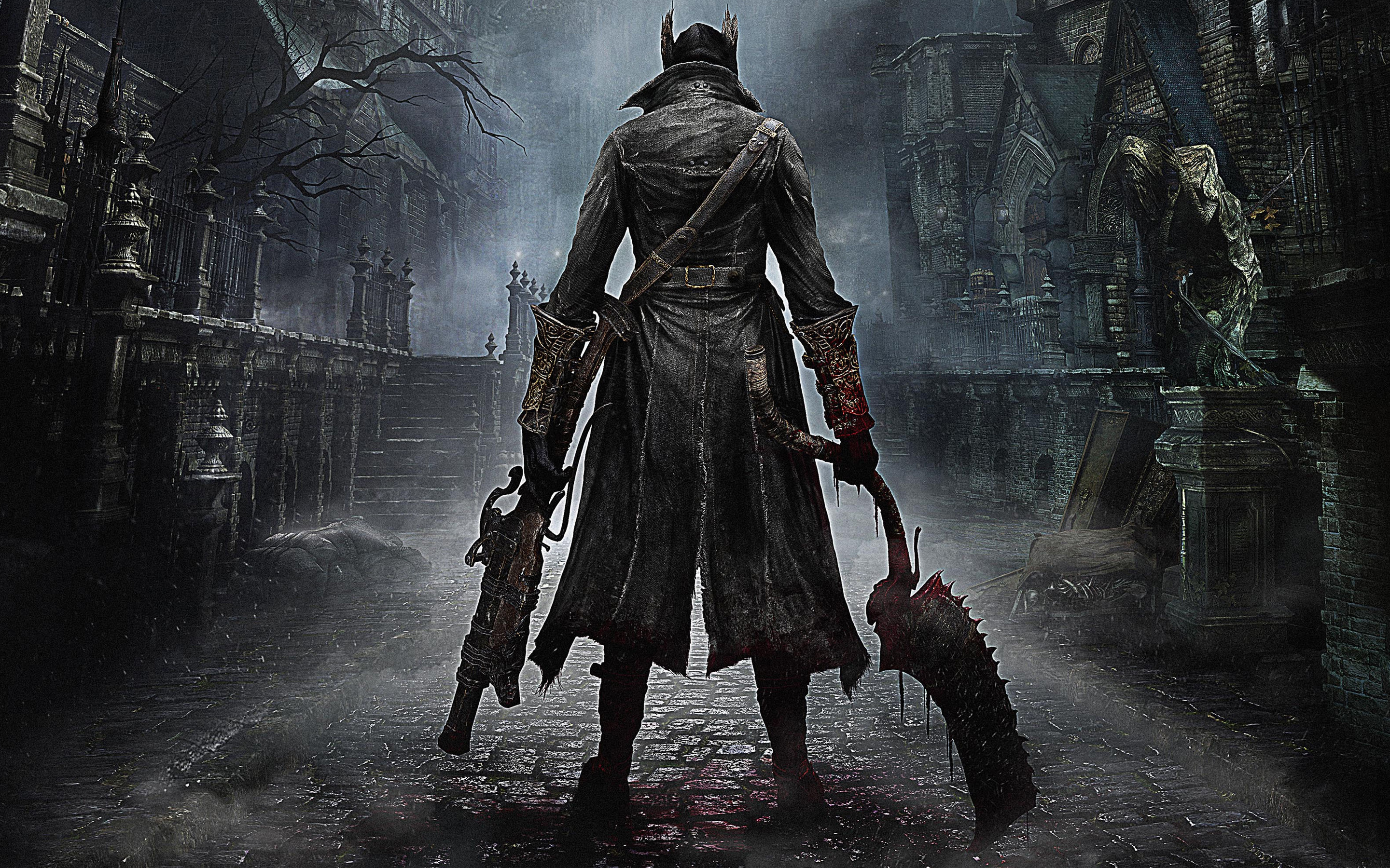 HD Wallpapers Bloodborne PS4 Game